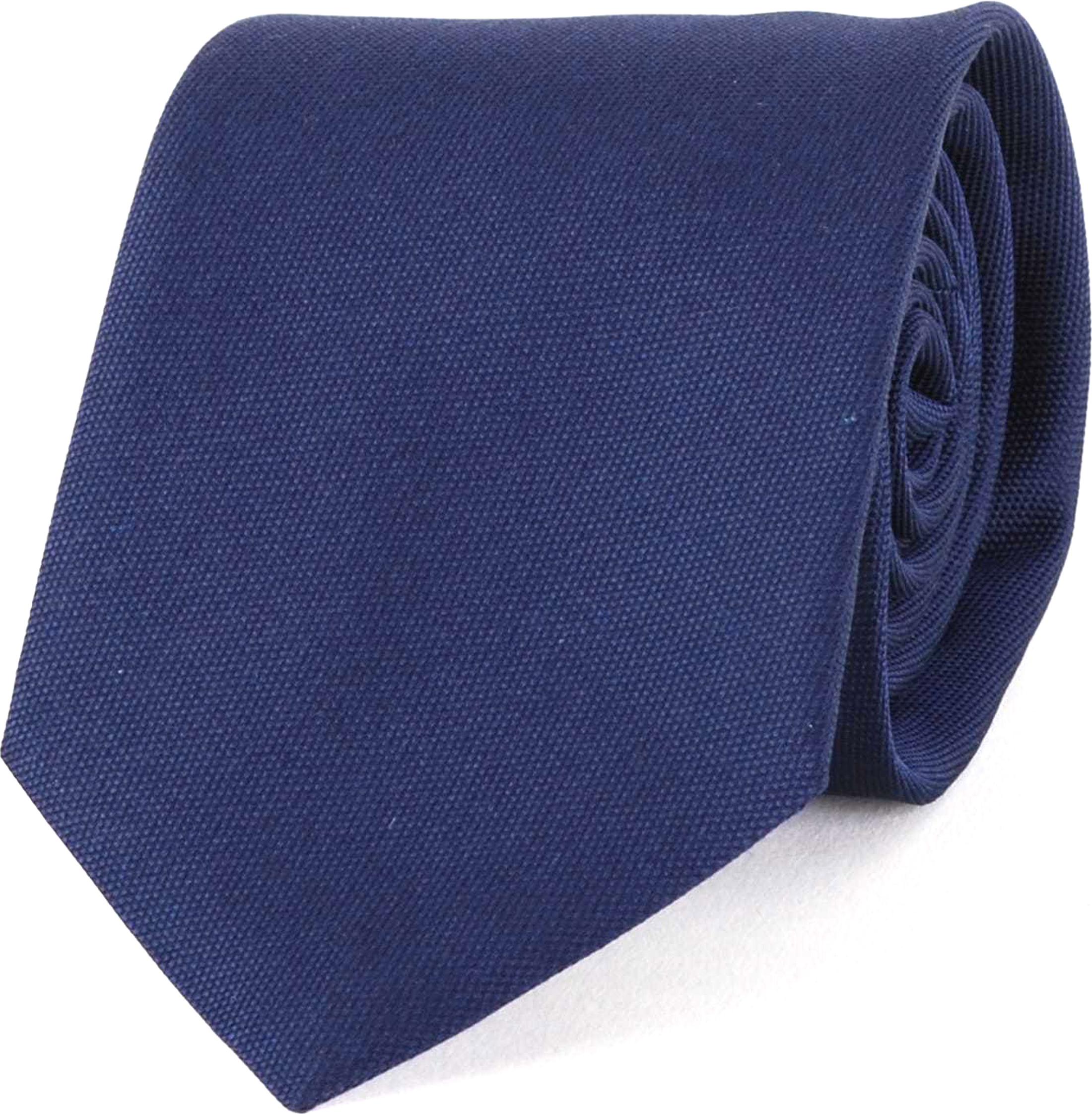 Profuomo Krawatte Navy 01B