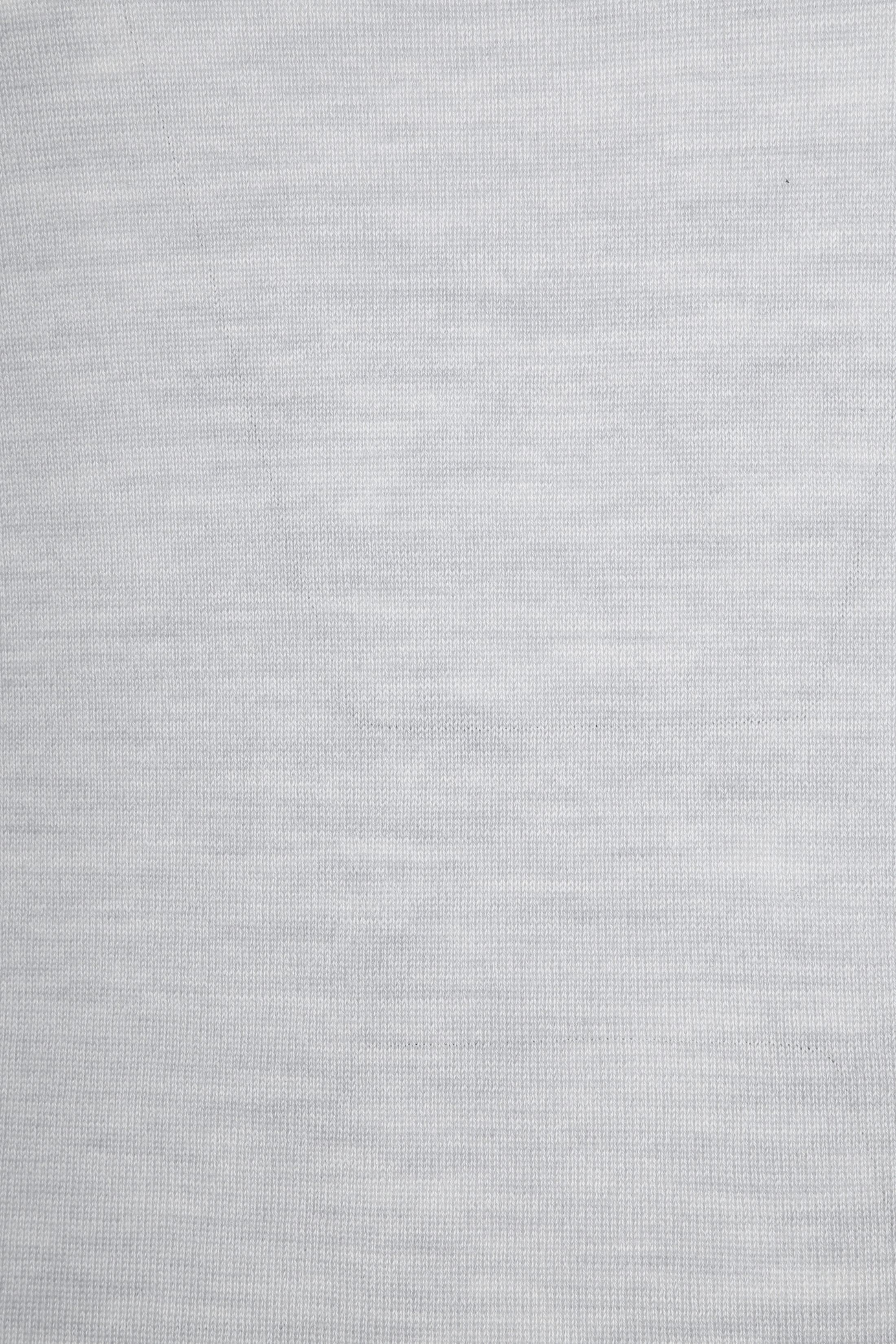 Profuomo Longsleeve Polo Grijs foto 2