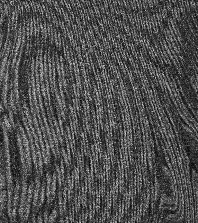 Profuomo Merino Turtleneck Dark Grey foto 2