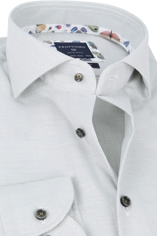 Profuomo Originale Overhemd X Lichtgroen