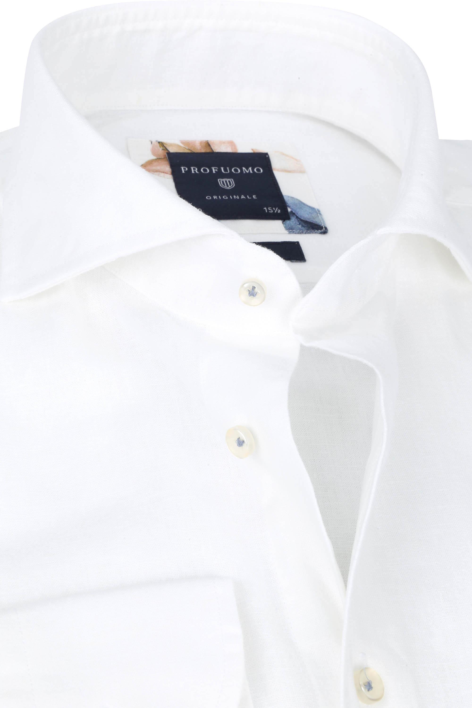 Profuomo Originale Overhemd X Wit