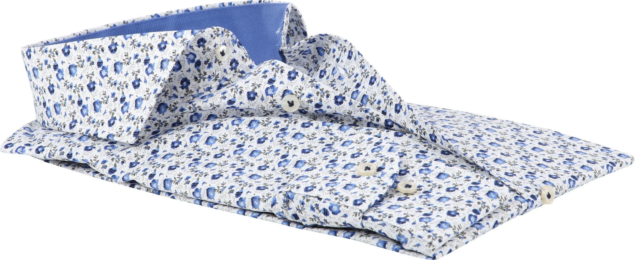 Profuomo Overhemd CAW Bloemen foto 3