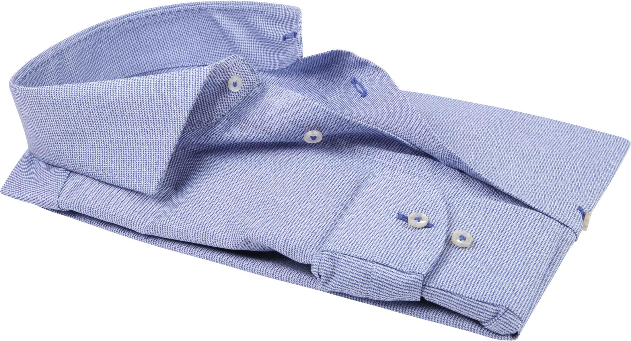 Profuomo Overhemd CAW PDP Blauw foto 2