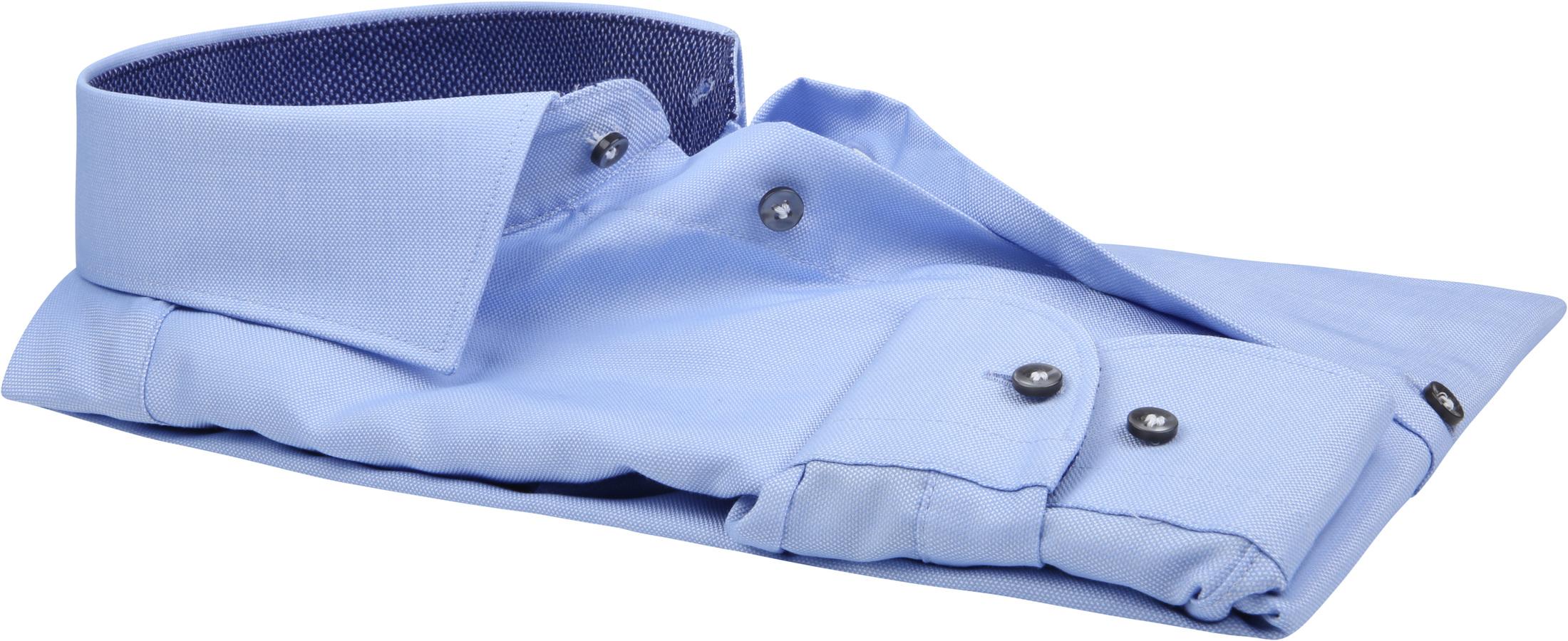 Profuomo Overhemd Non Iron Blauw foto 2