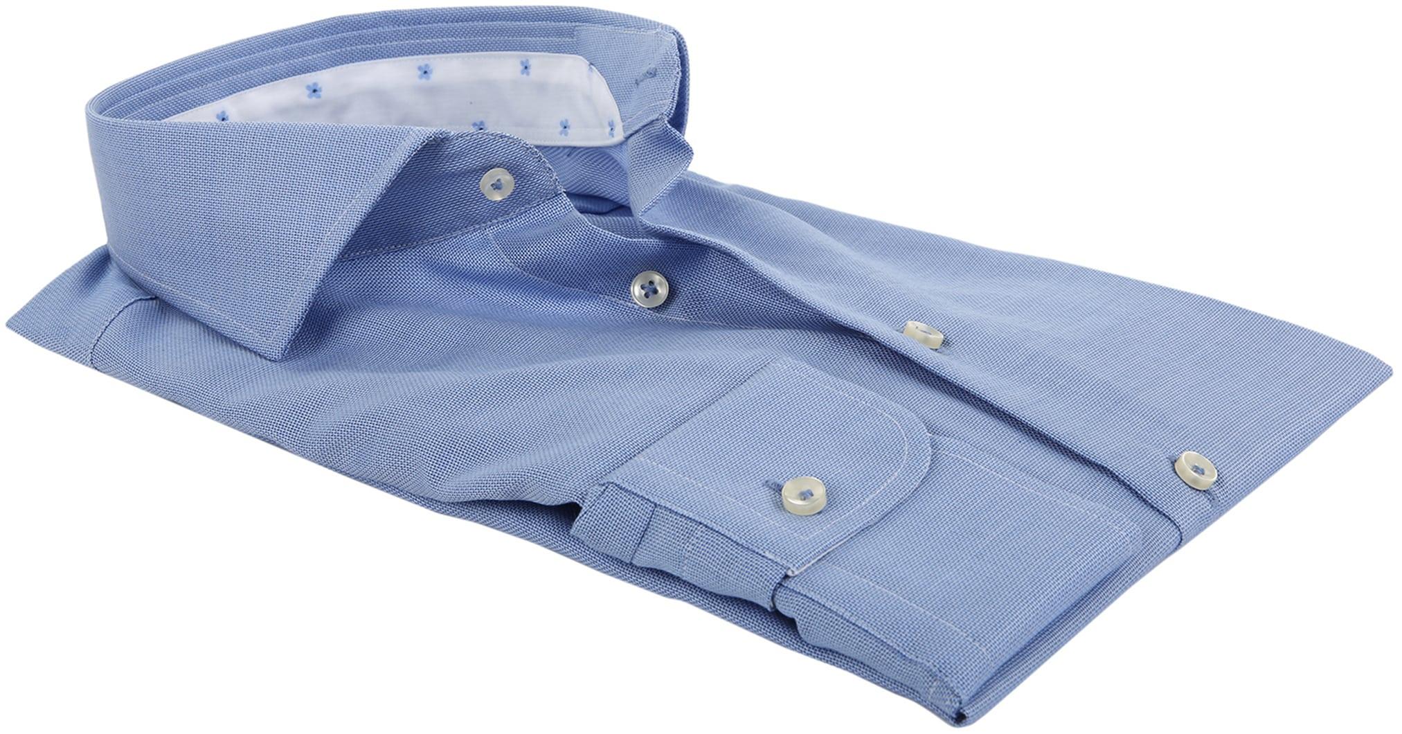 Profuomo Overhemd SC Blue foto 3