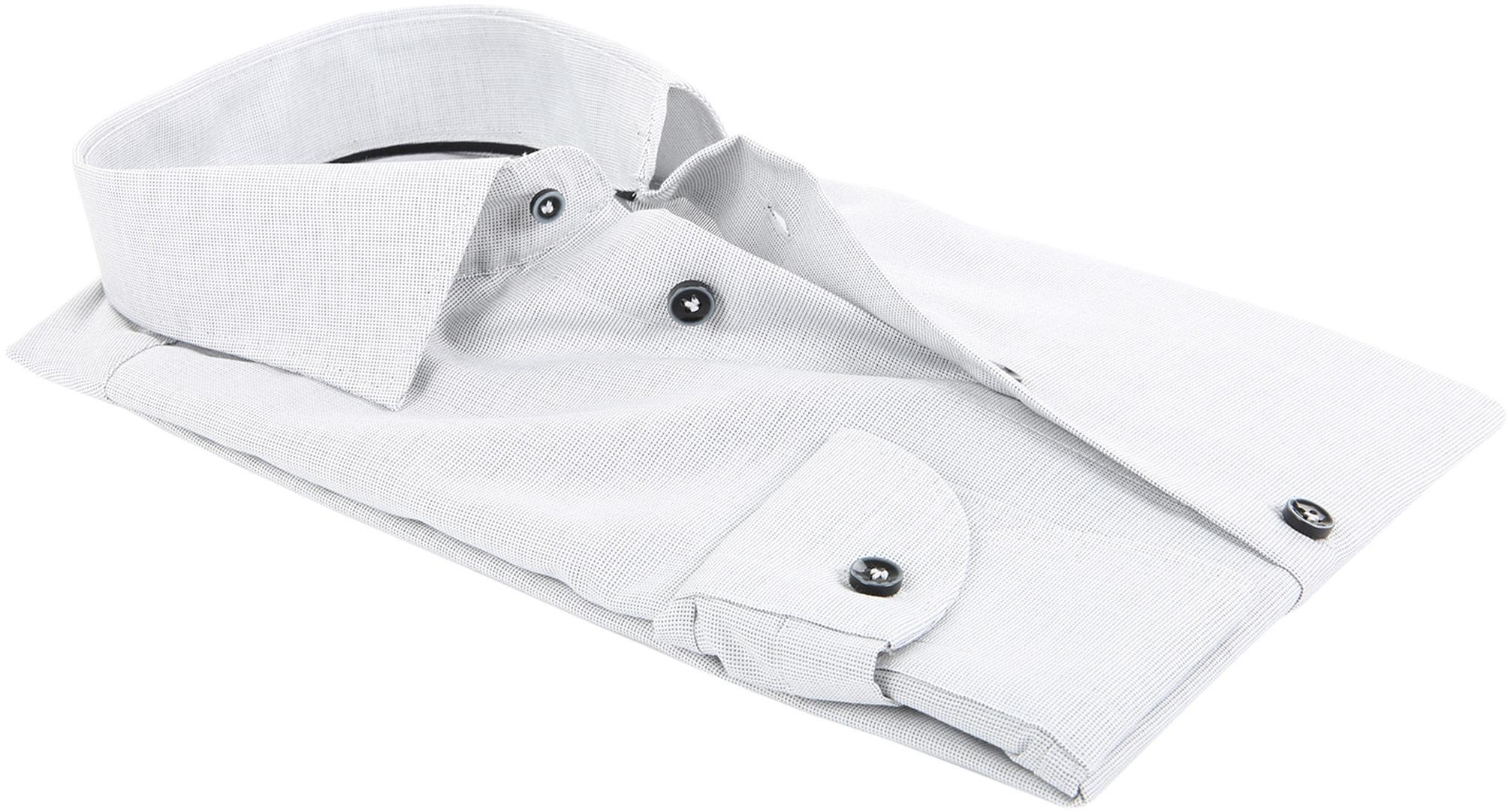 Profuomo Overhemd SC Grey foto 2