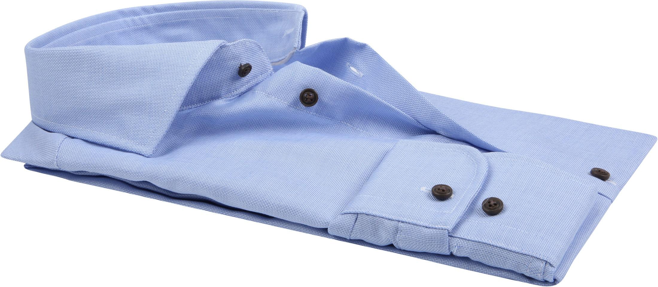 Profuomo Overhemd SF Non Iron Lichtblauw foto 3