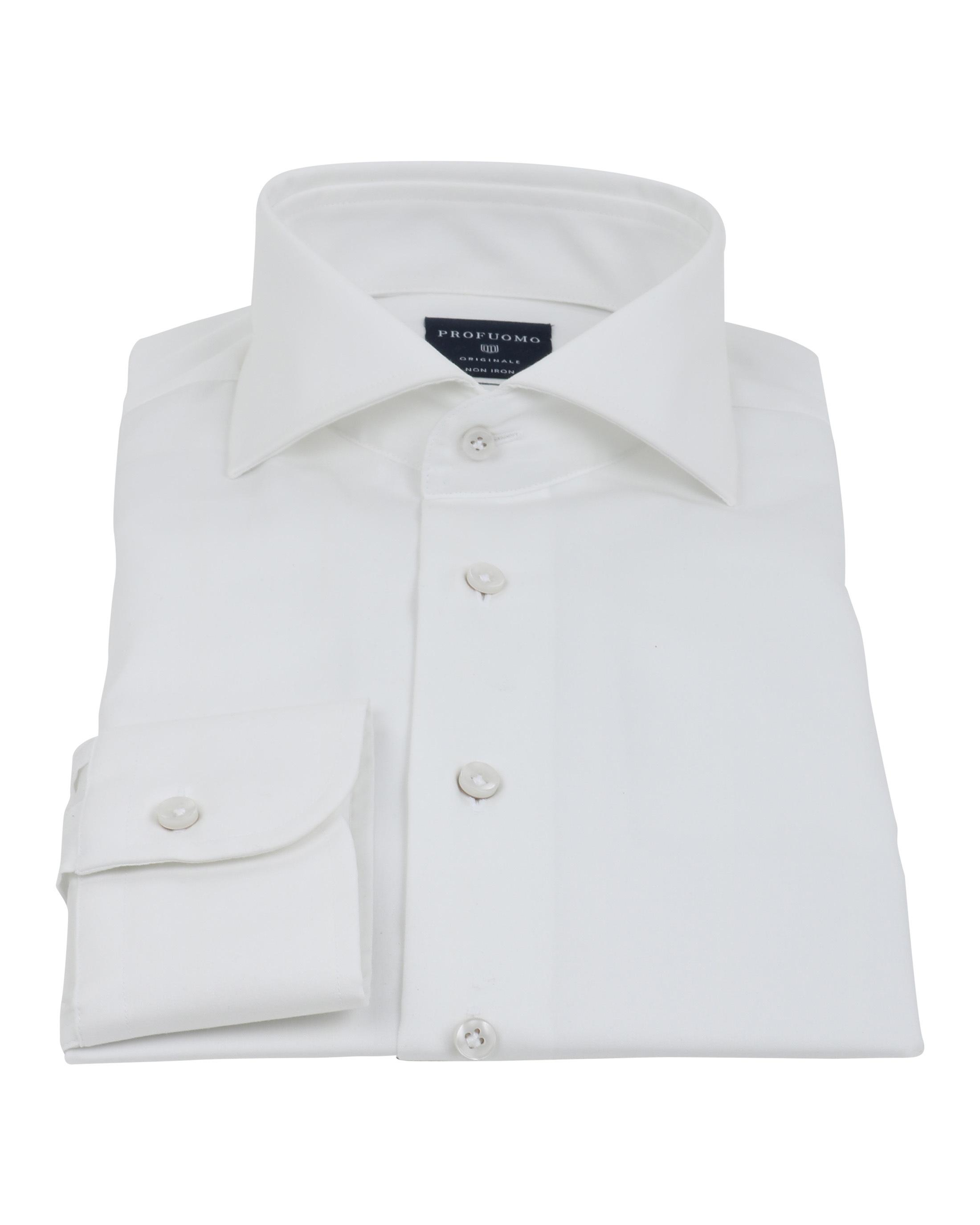 Profuomo Overhemd SF Off White foto 2