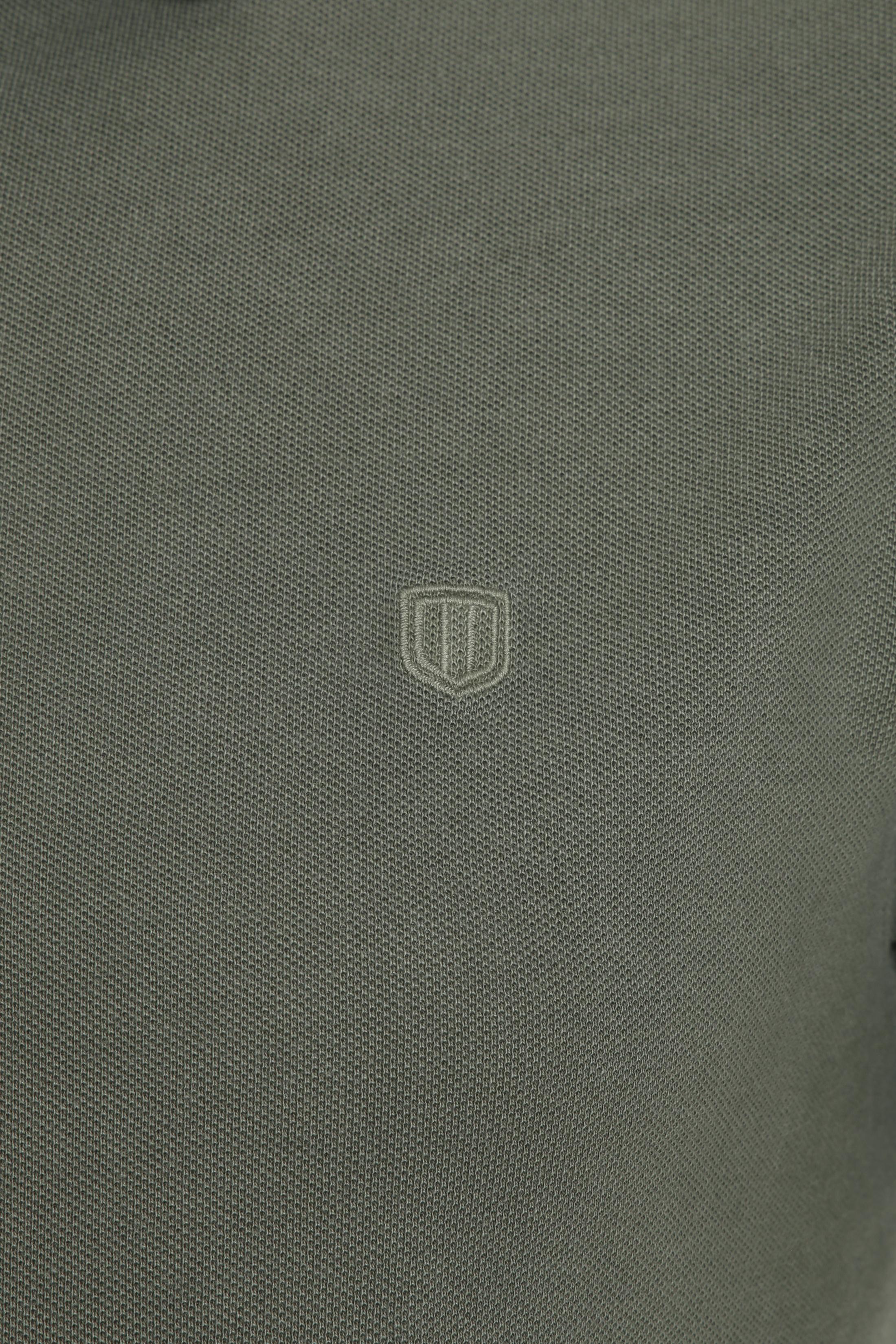 Profuomo Poloshirt Garment Groen foto 1