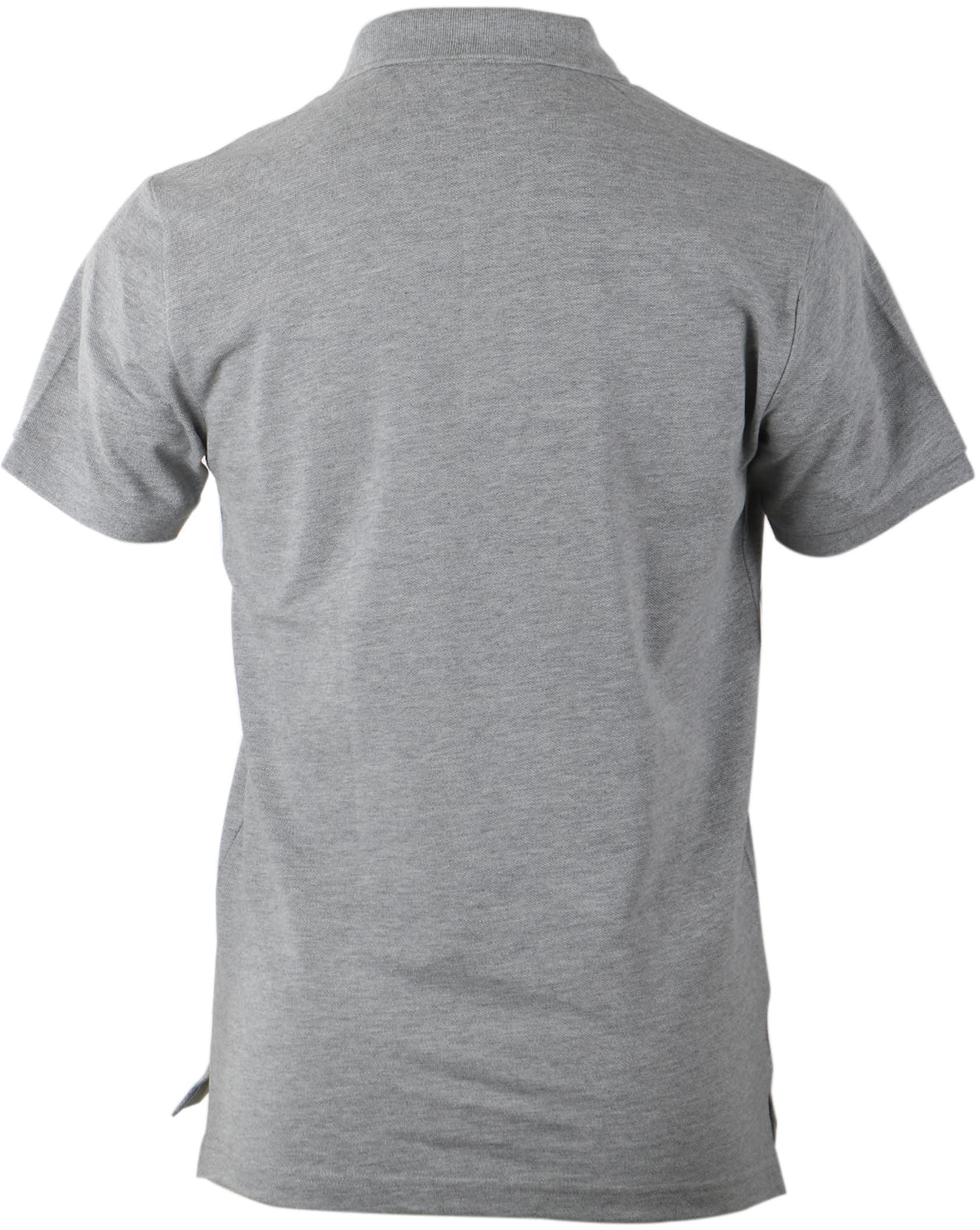 Profuomo Poloshirt Grijs foto 1