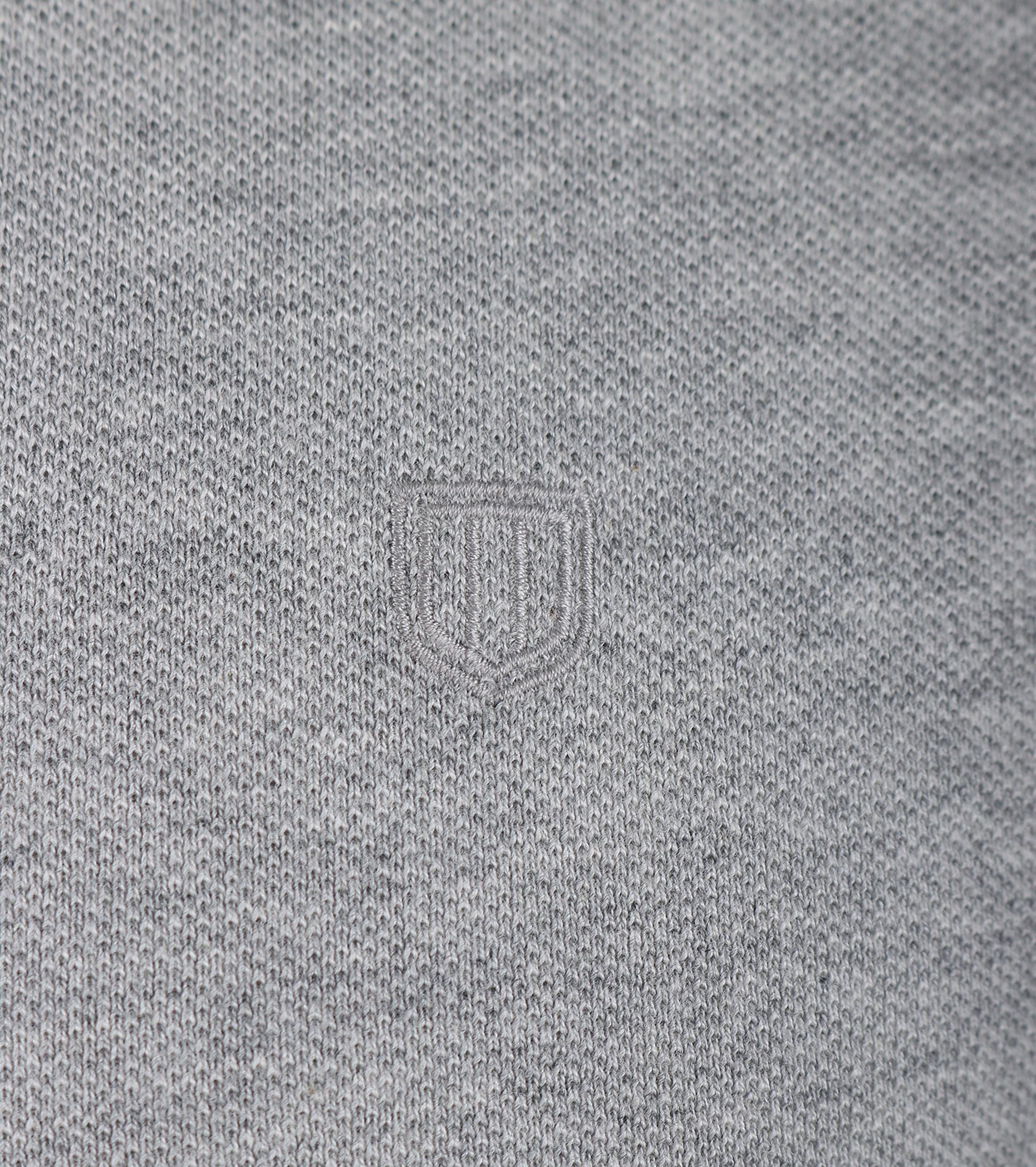 Profuomo Poloshirt Grijs foto 2