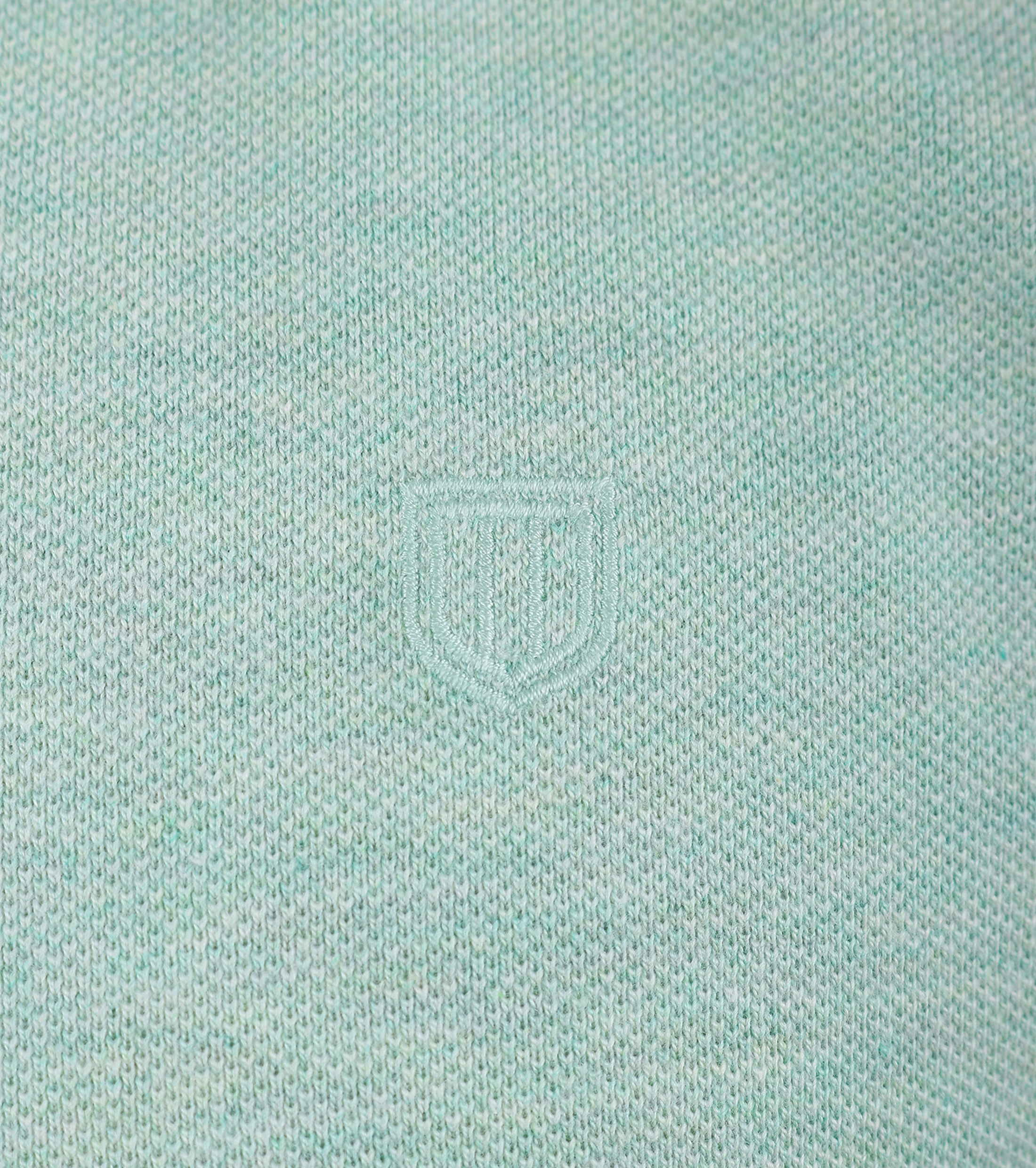 Profuomo Poloshirt Groen foto 2