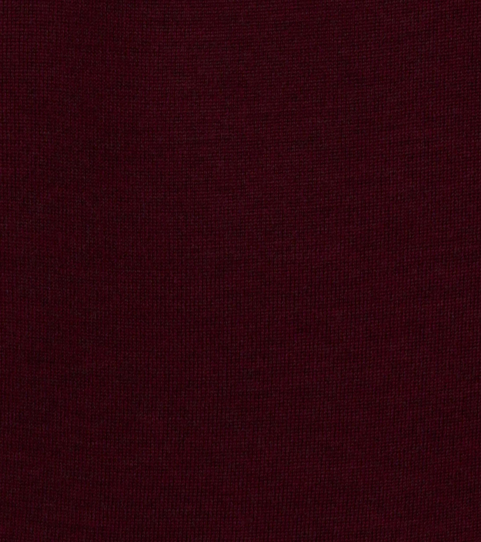Profuomo Pullover Merino V-Hals Bordeaux foto 1