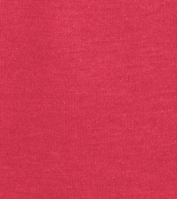 Profuomo Pullover Merino V-Hals Fuchsia foto 1