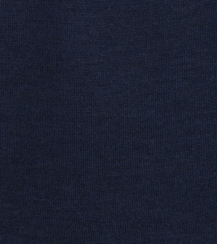 Profuomo Pullover Merino V-Hals Navy foto 1