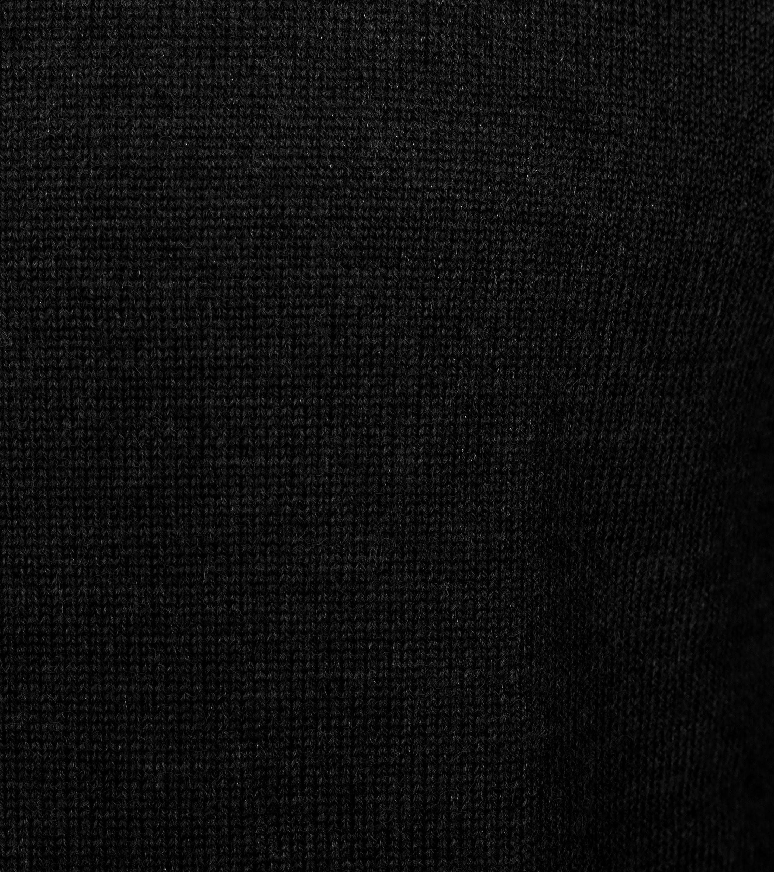Profuomo Pullover O-Hals Zwart foto 1