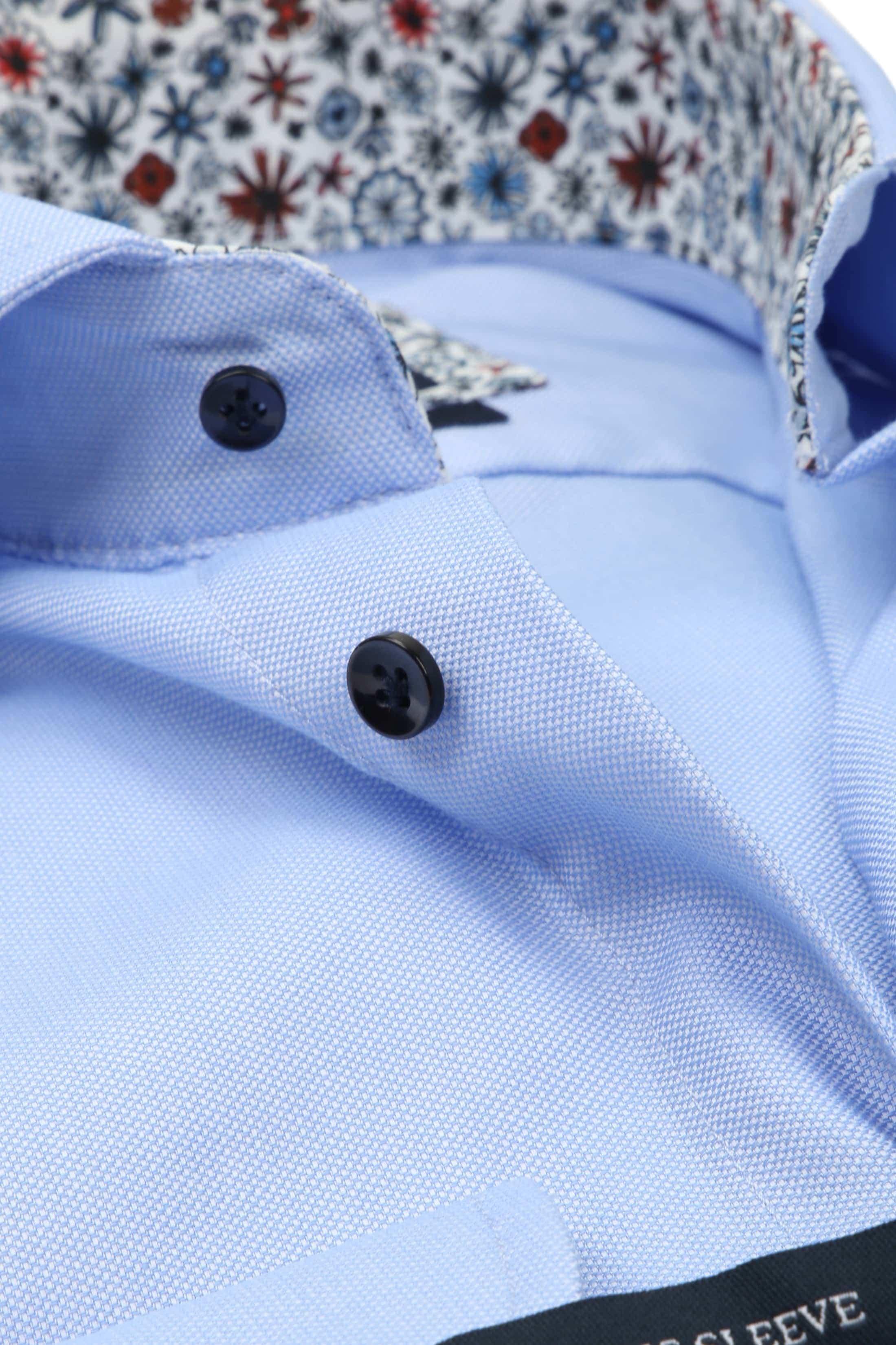 Profuomo SF Overhemd Blauw SL7 foto 1