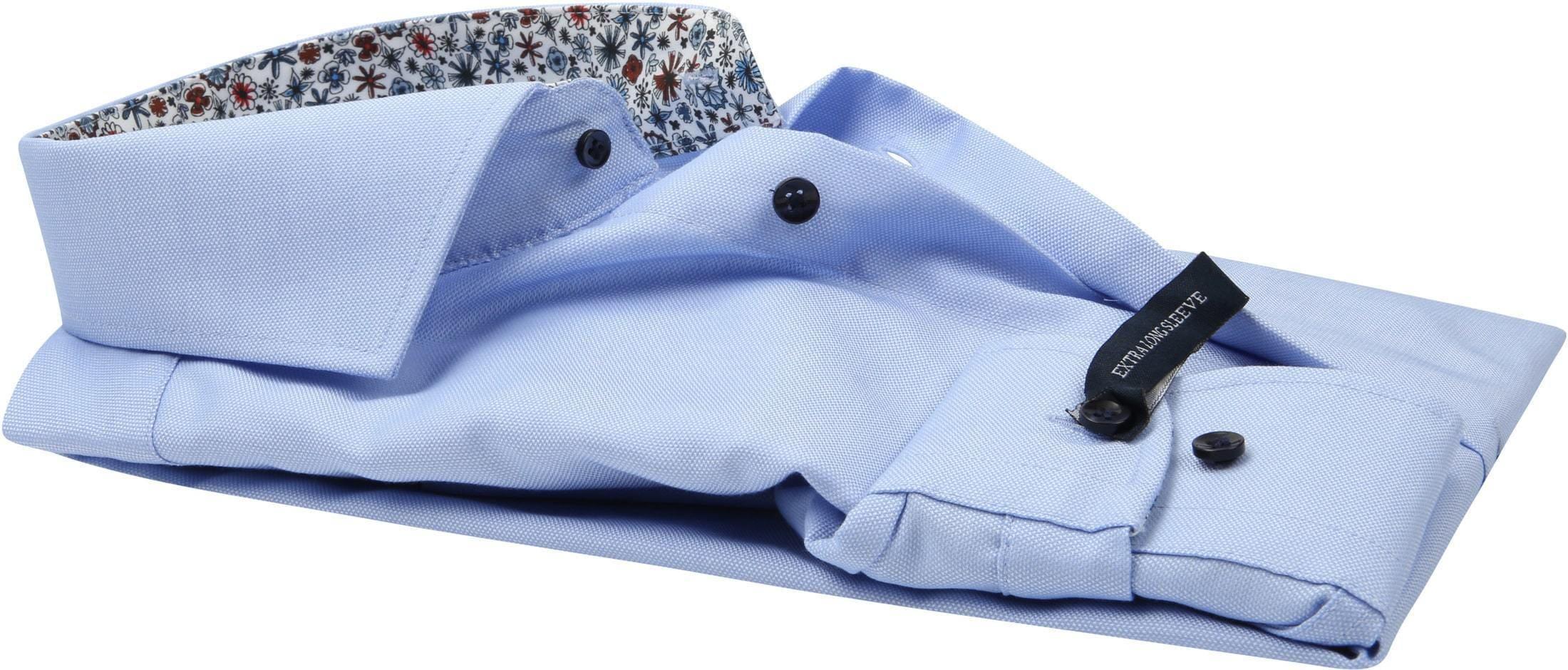 Profuomo SF Overhemd Blauw SL7 foto 3