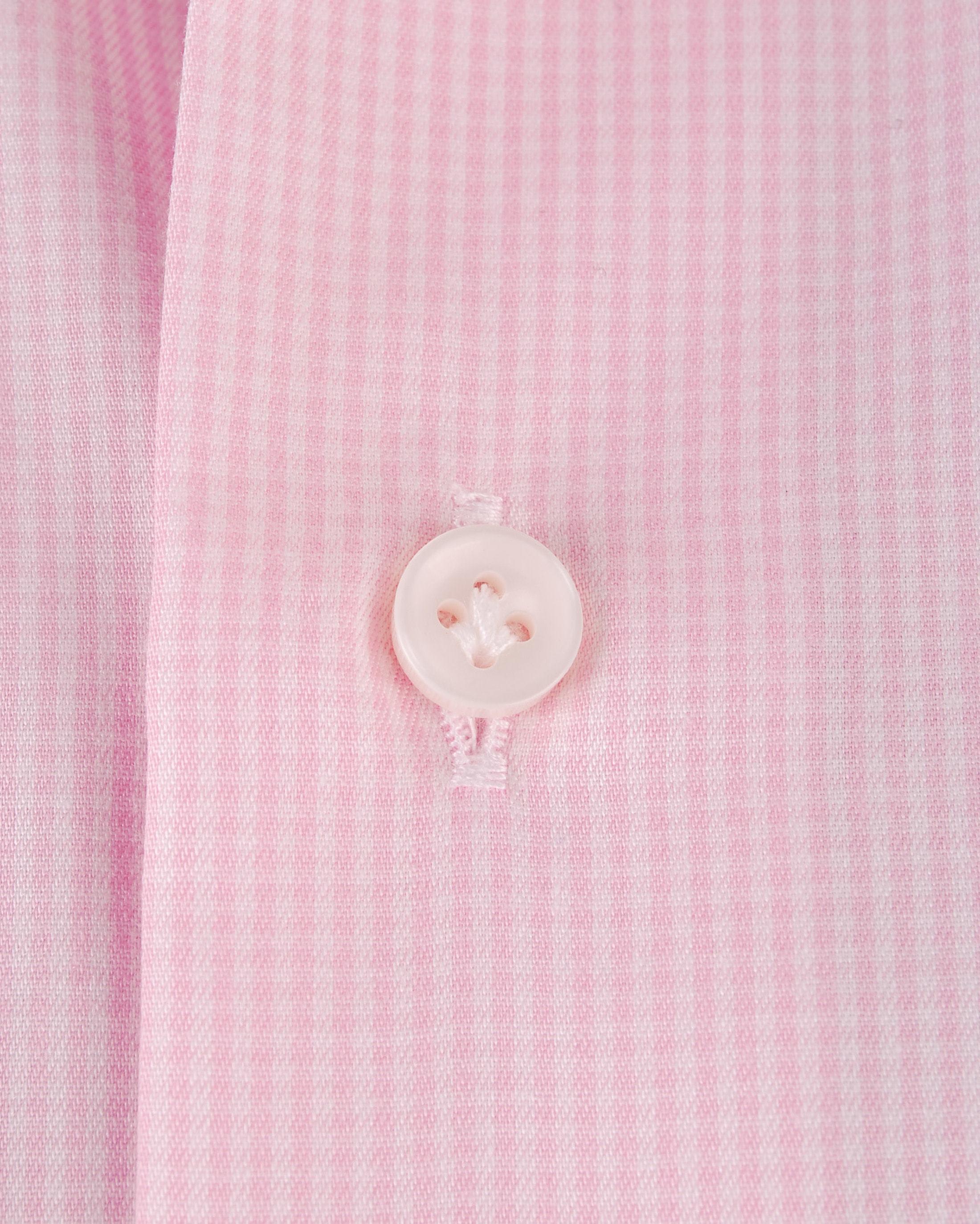 Profuomo Shirt Cutaway Pink foto 2