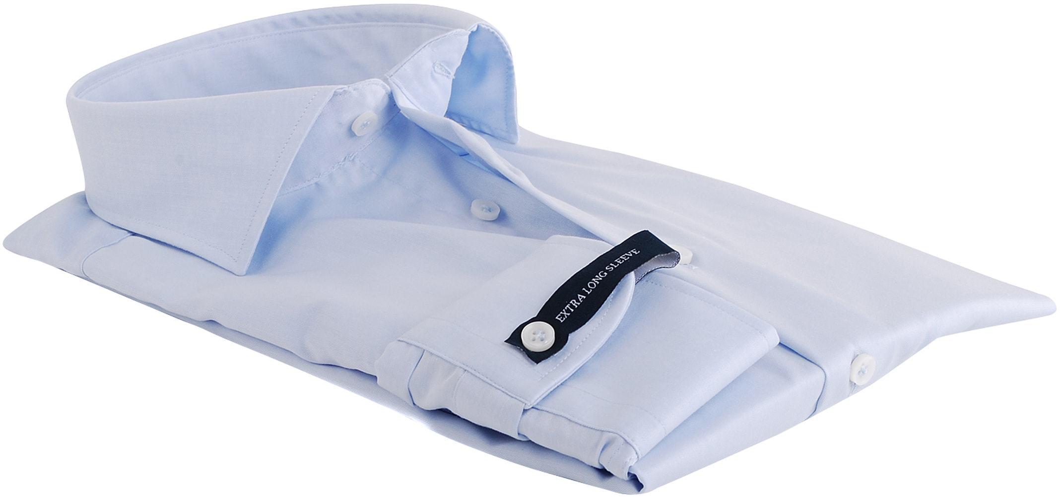 Profuomo Shirt SL7 Cutaway Lichtblauw foto 1