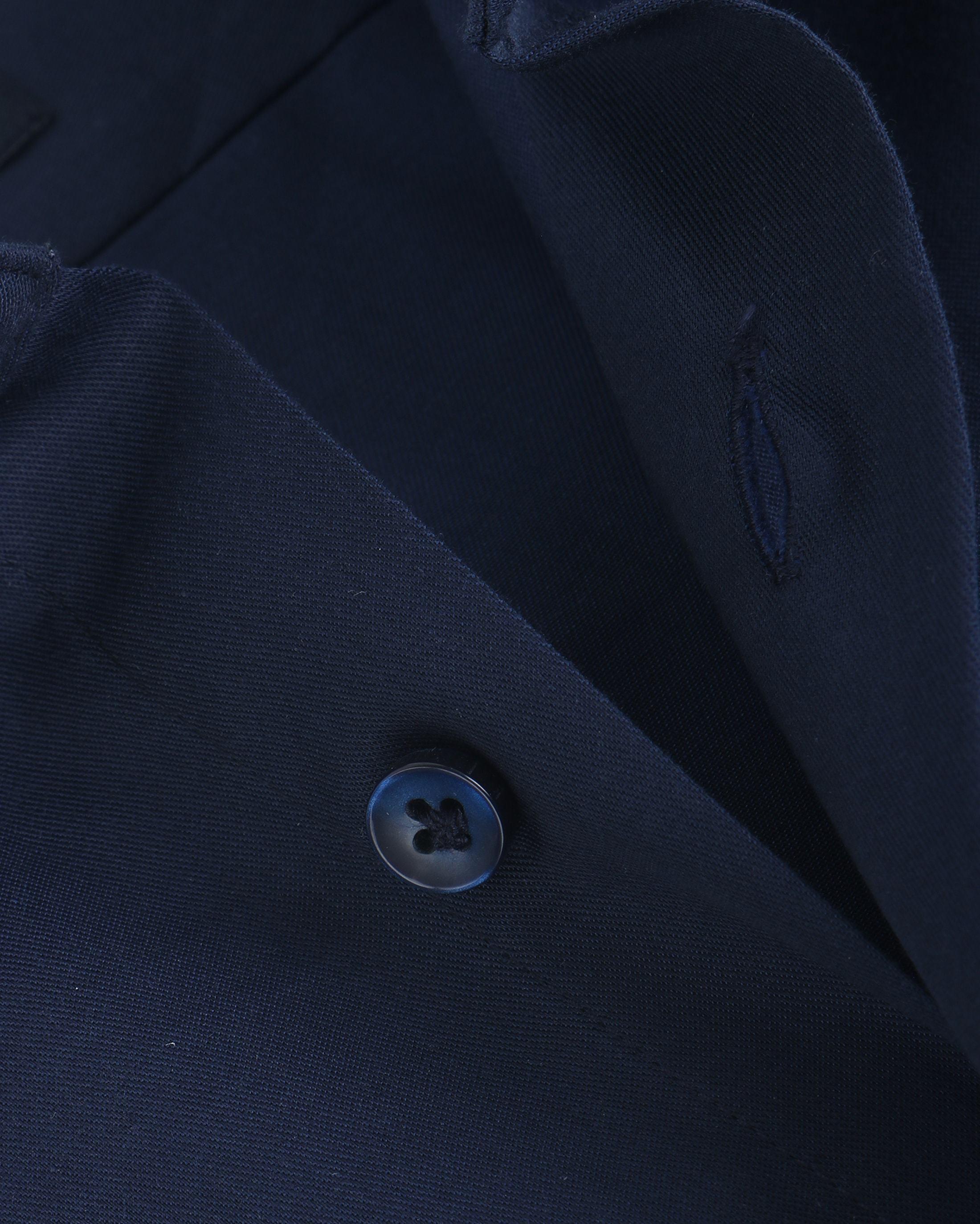 Profuomo Shirt Slim Fit Navy foto 1