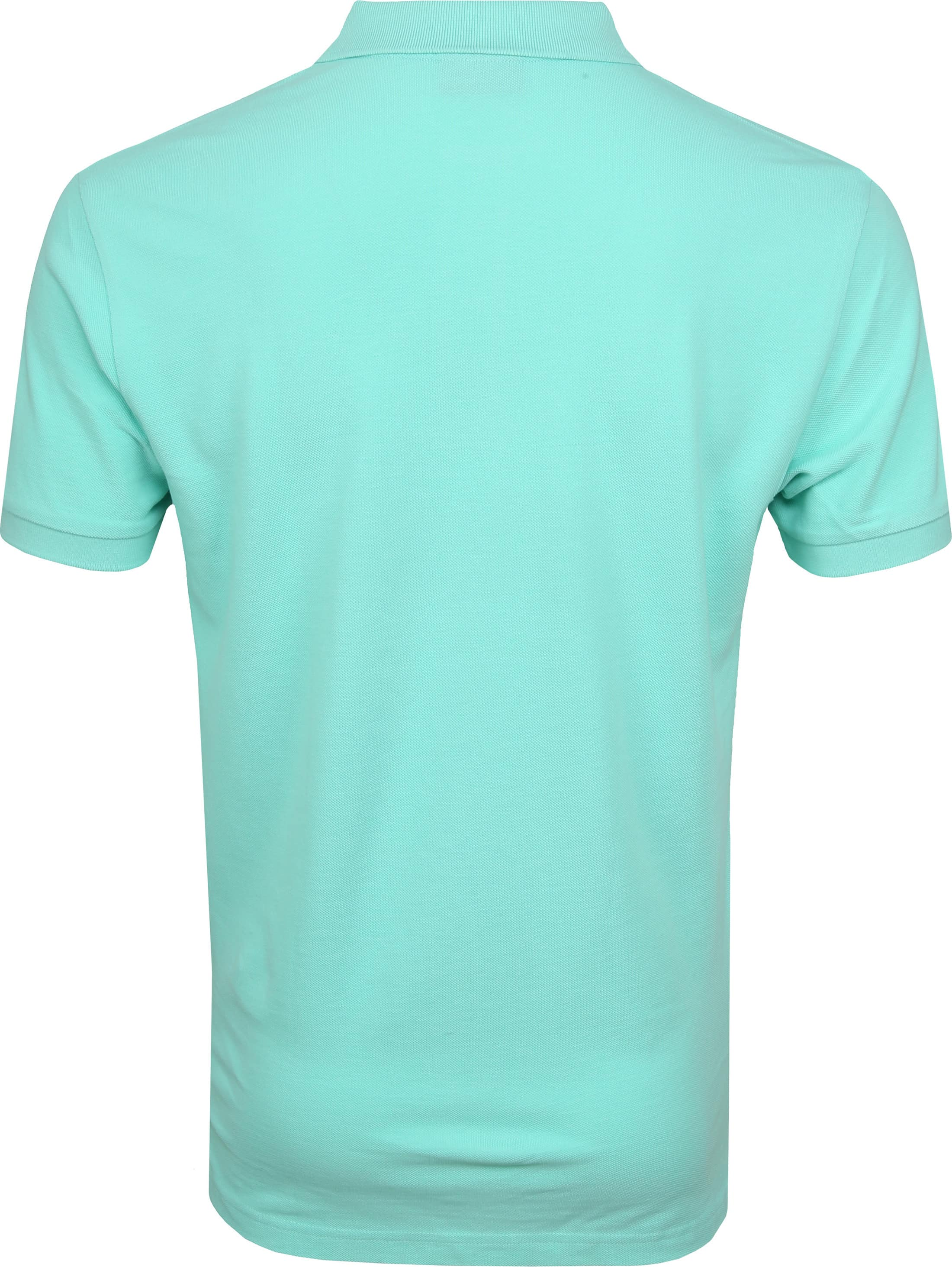 Profuomo Short Sleeve Polo Mint foto 3