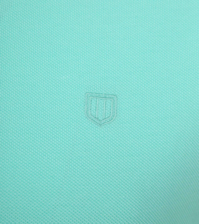 Profuomo Short Sleeve Poloshirt Minze foto 2