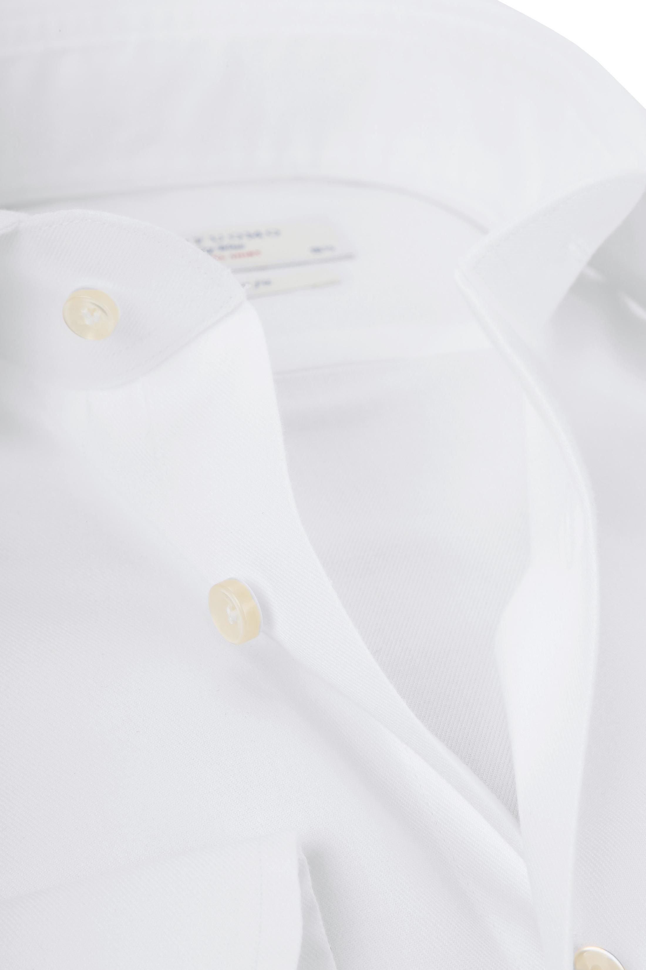 Profuomo Sky Blue Travel Shirt White foto 1