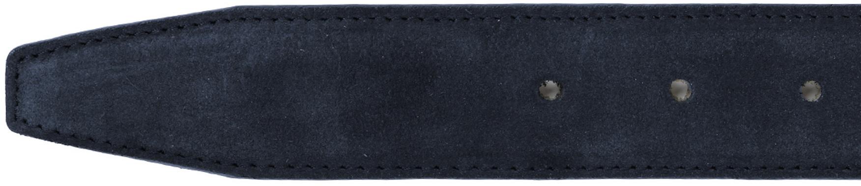 Profuomo Suede Dark blue Belt  foto 2