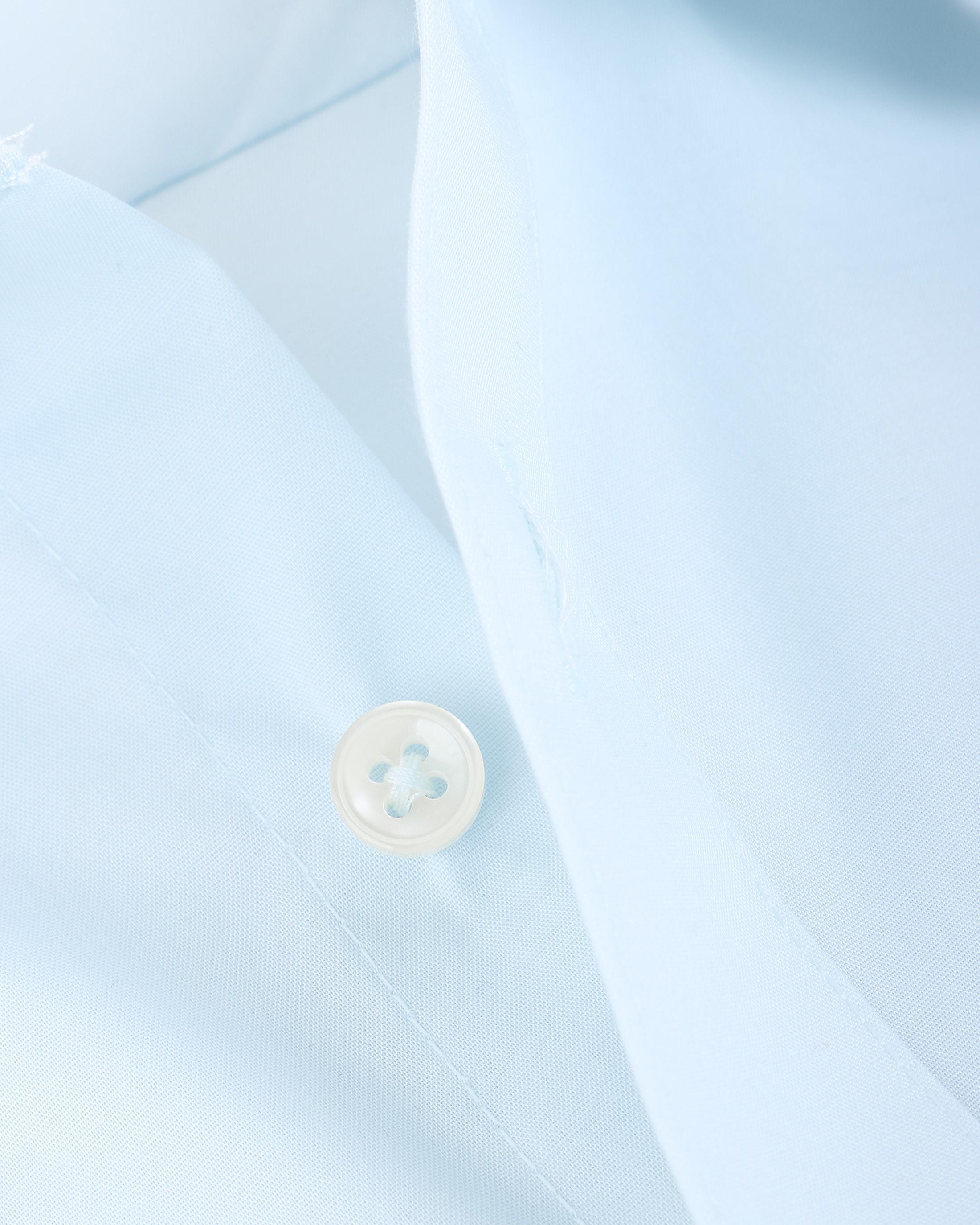 Profuomo Super Slim Fit Shirt Ice Blue foto 1