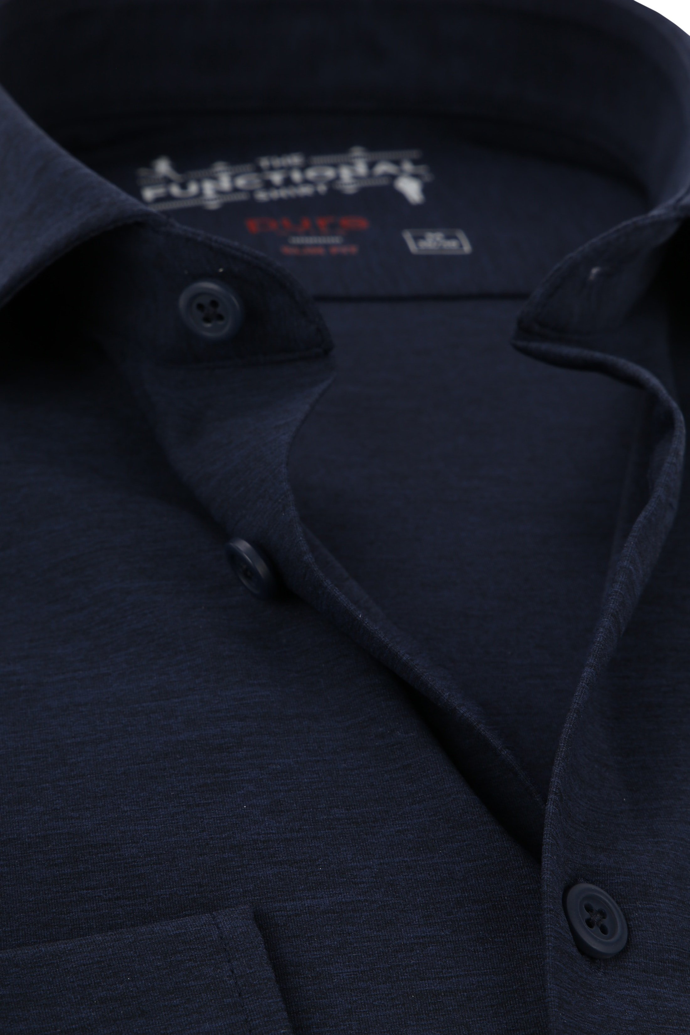Pure The Functional Shirt Navy foto 1