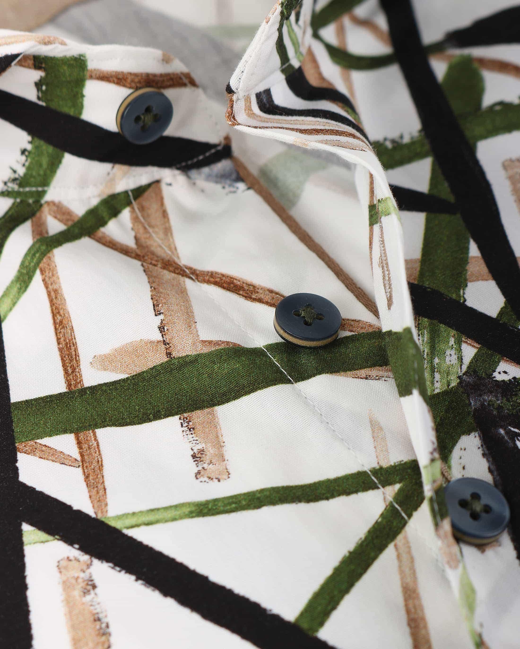 R2 Overhemd Bamboe foto 3
