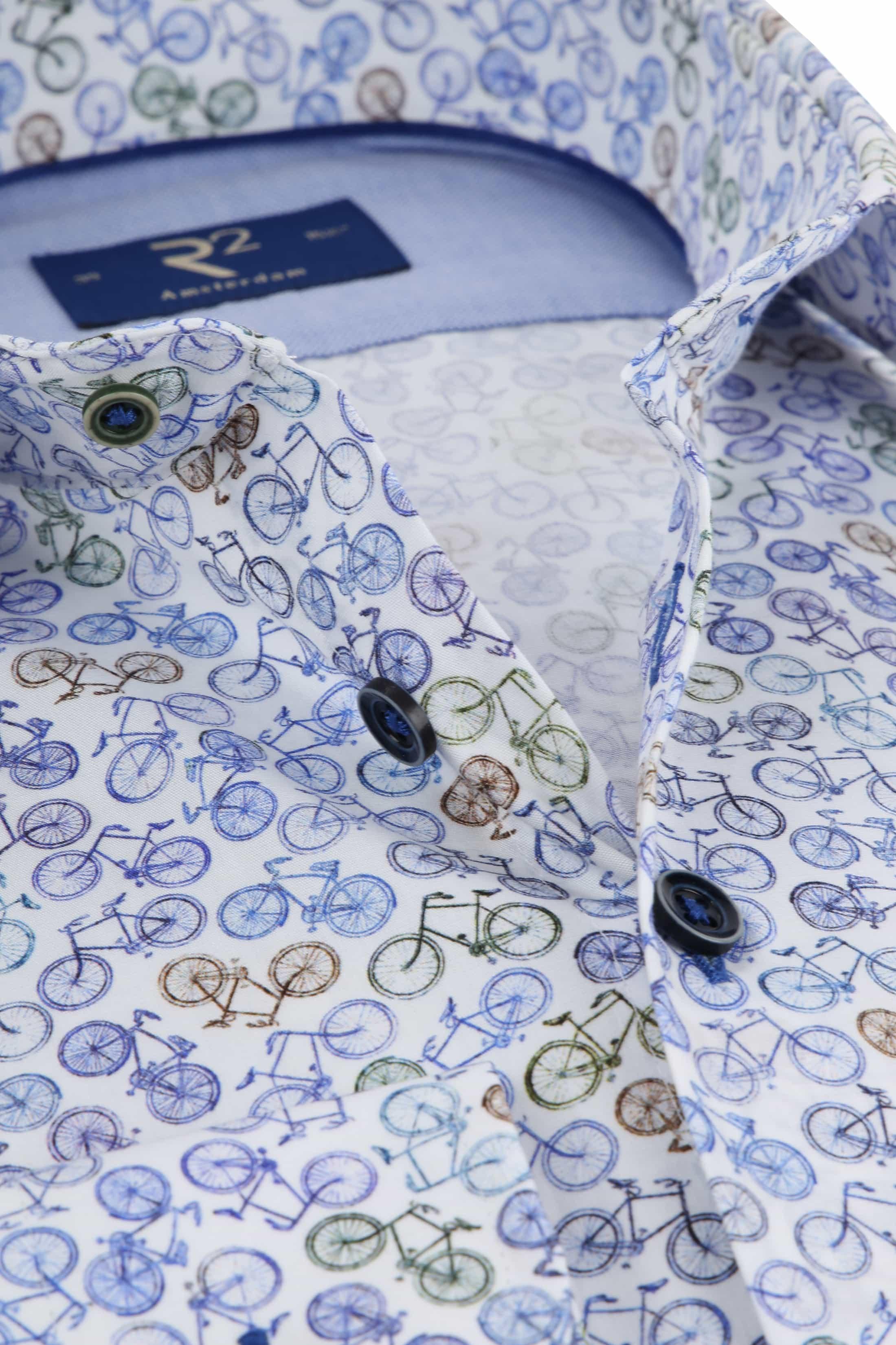 R2 Overhemd Fietsen foto 1