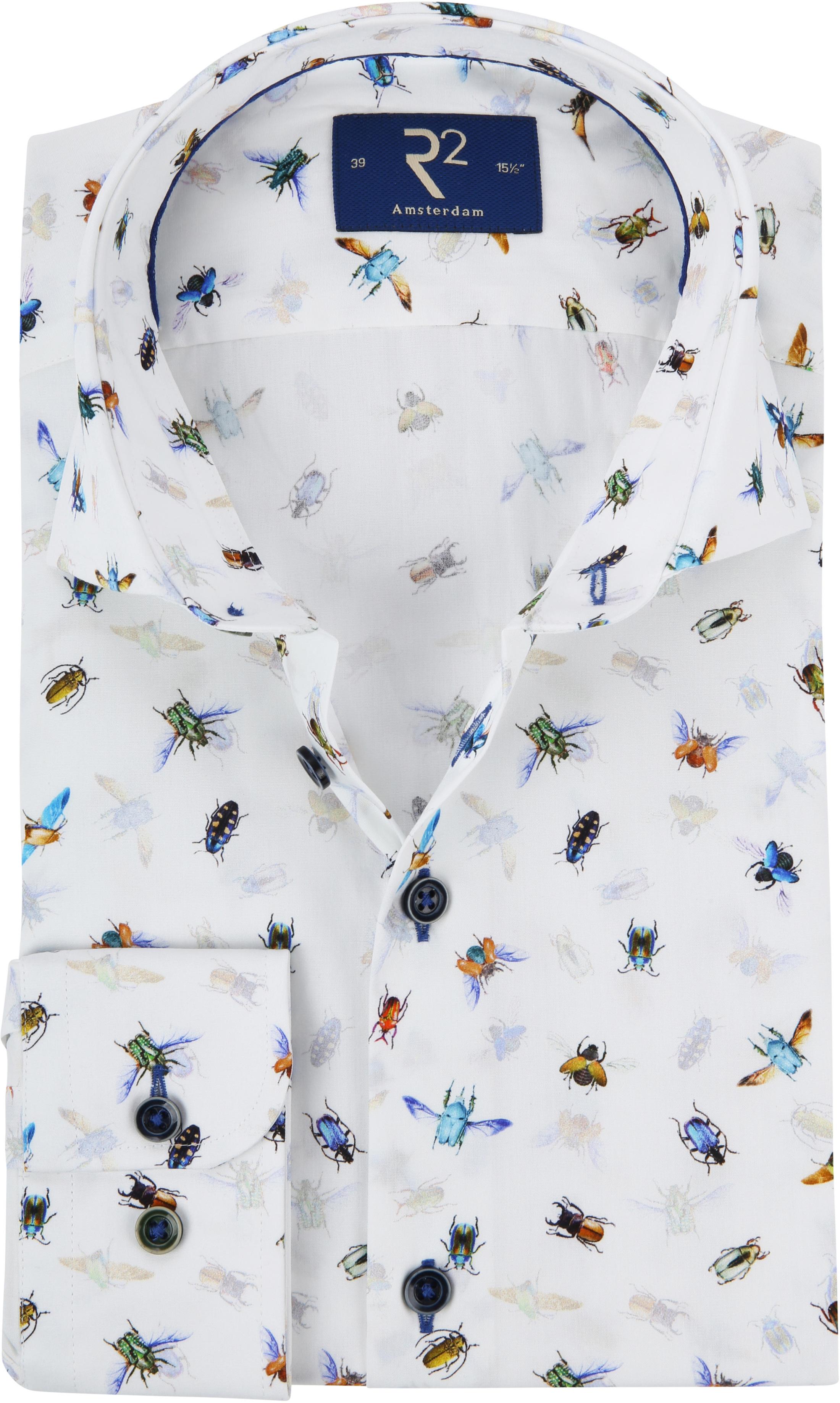 R2 Overhemd Insecten foto 0