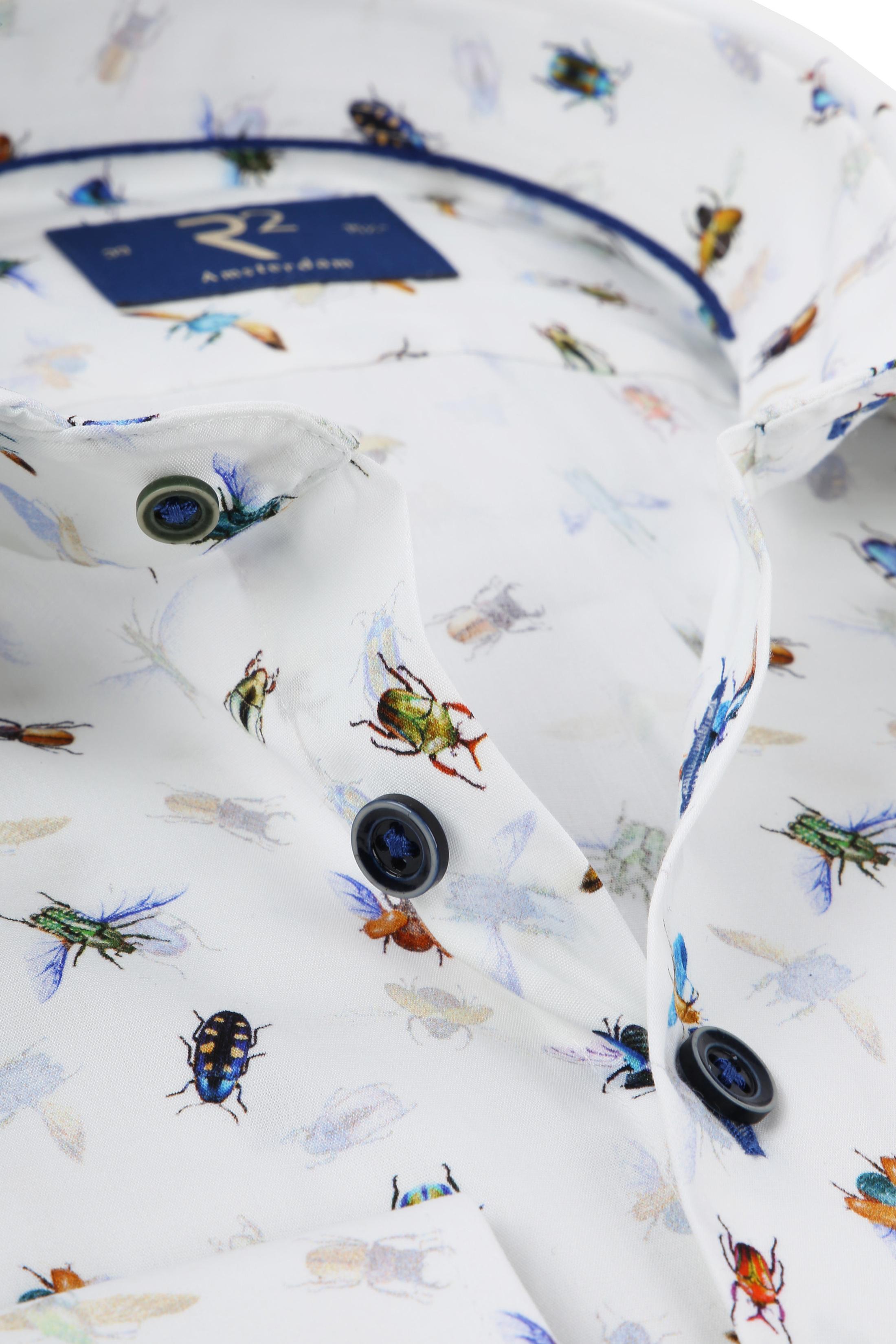 R2 Overhemd Insecten foto 1