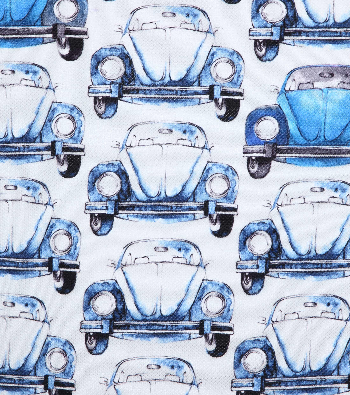 R2 Poloshirt Piquet Kever Blauw foto 2