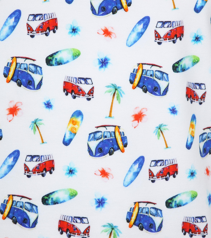 R2 Poloshirt Piquet Multicolour foto 2