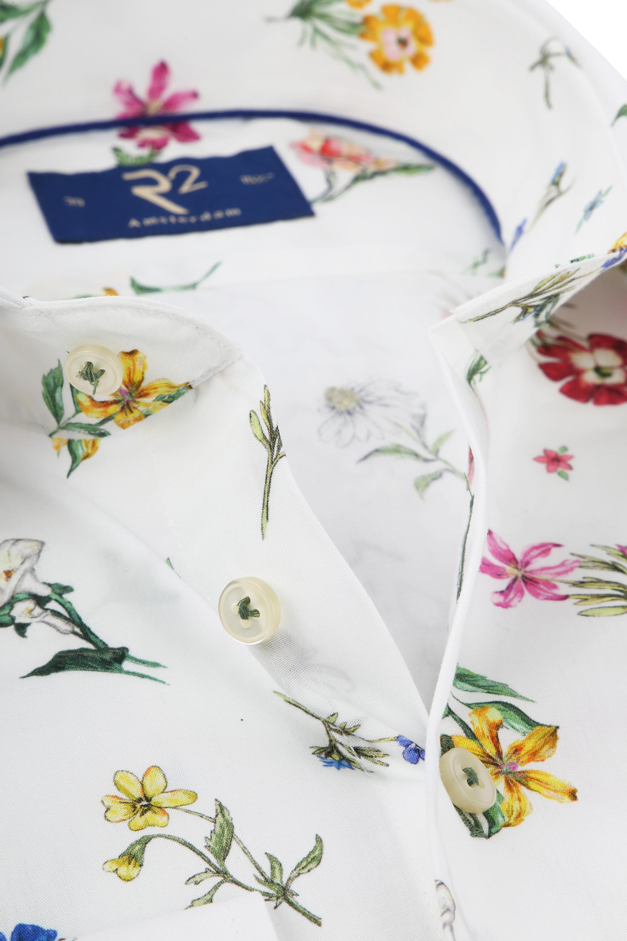 R2 Shirt Flowers foto 1