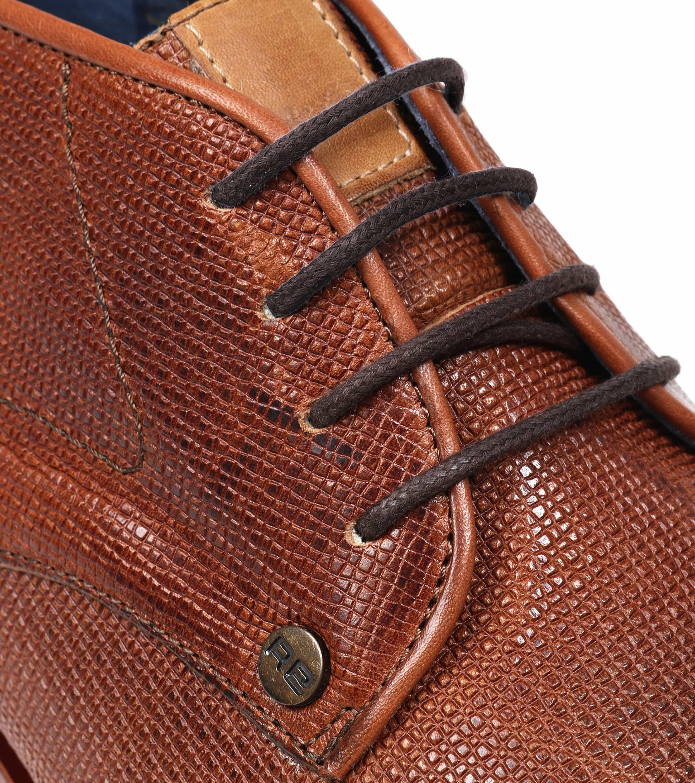 Rehab Shoe Gregory Wall Cognac foto 2