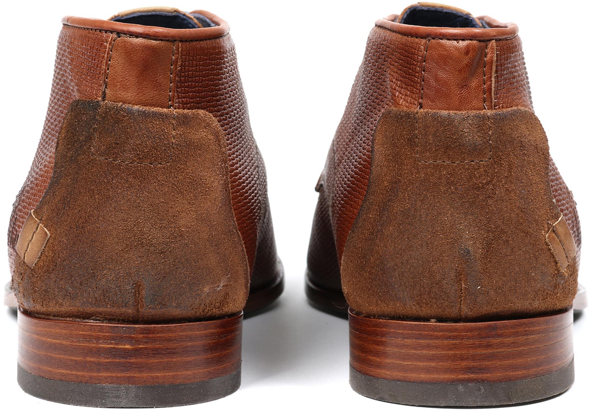 Rehab Shoe Gregory Wall Cognac foto 4
