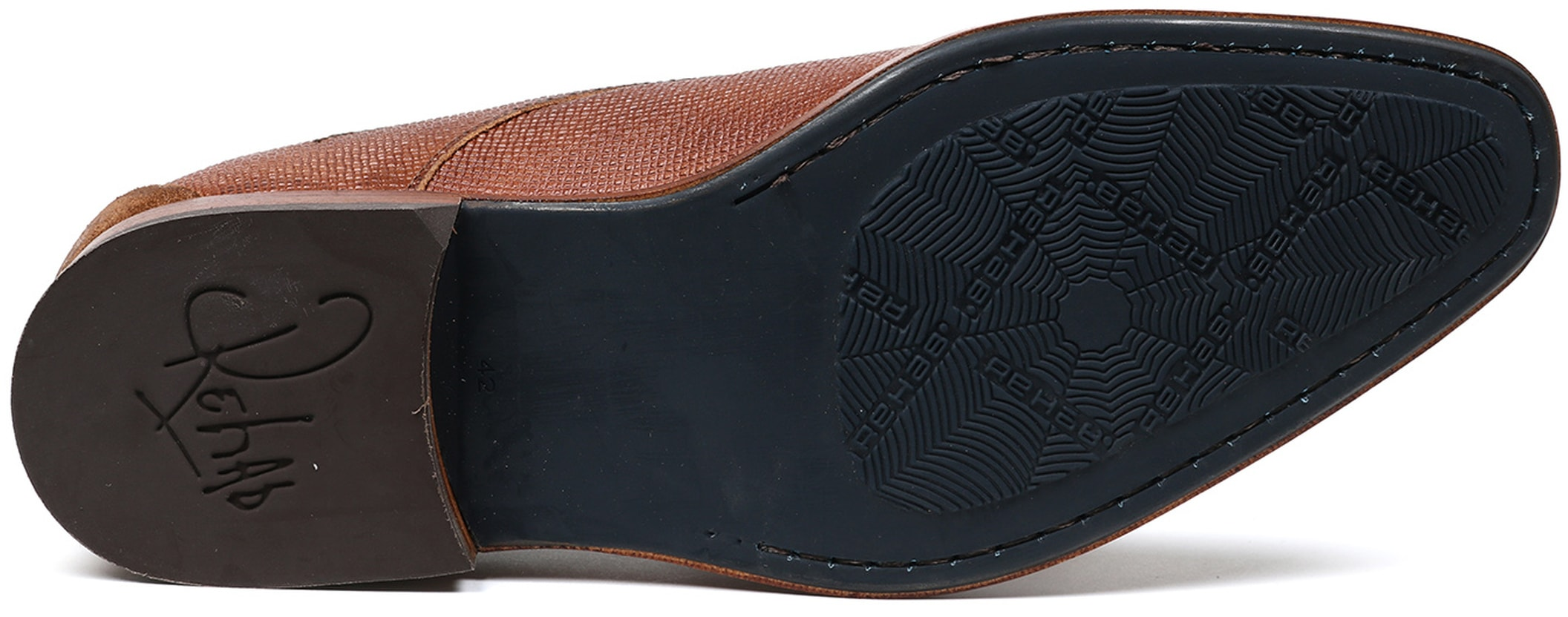 Rehab Shoe Gregory Wall Cognac foto 5