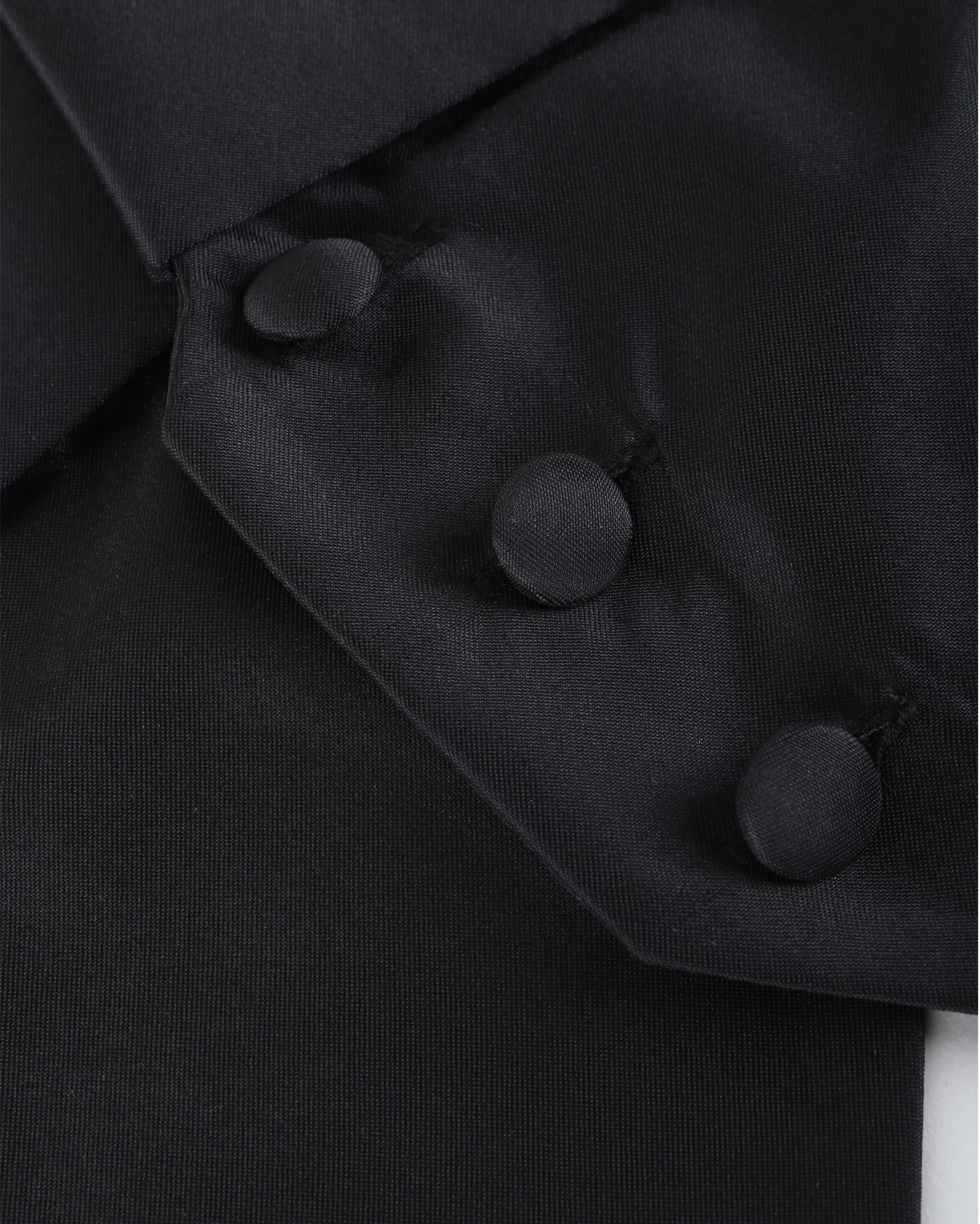 Rok Vest Zwart foto 1