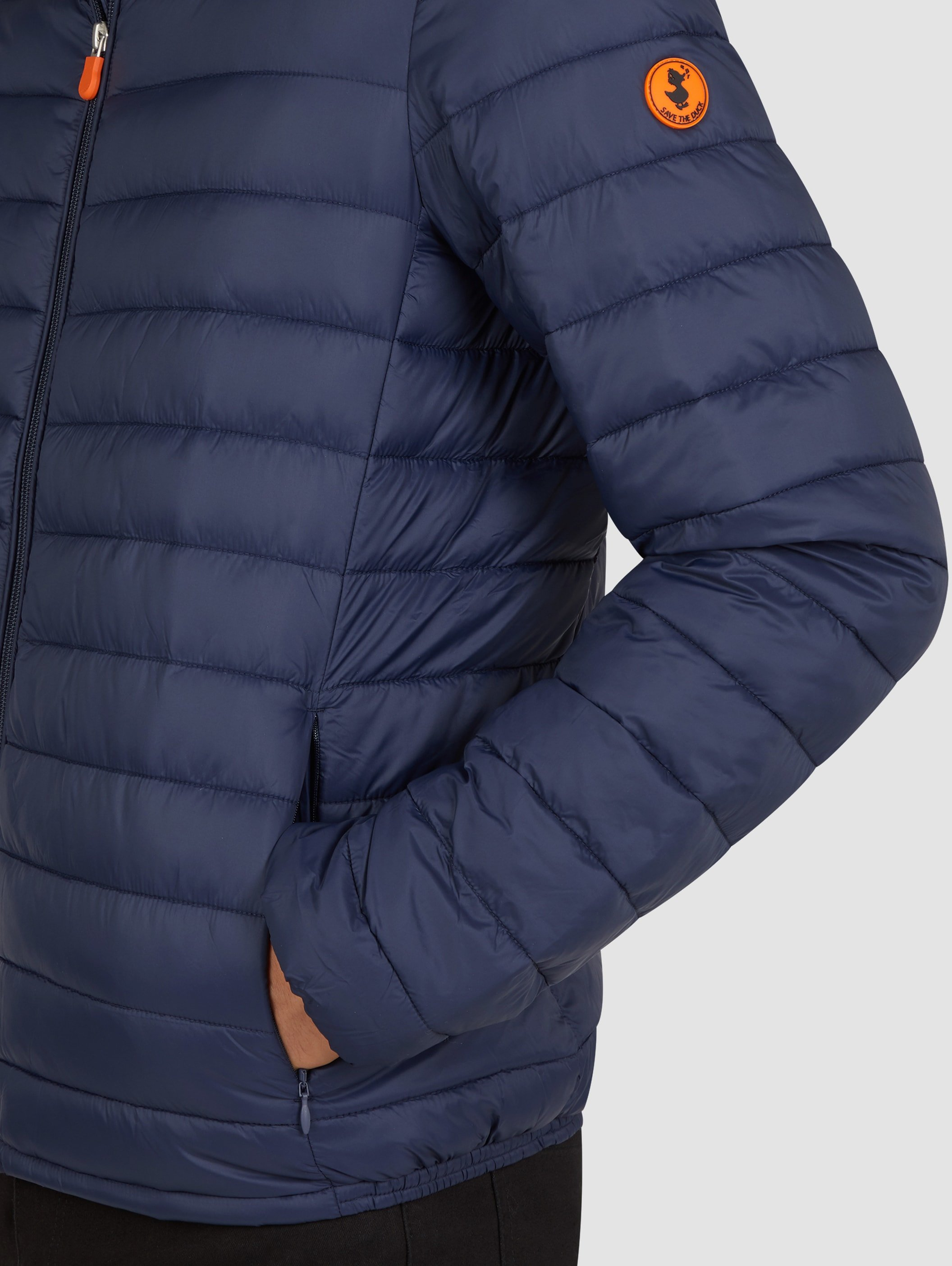 Save The Duck Jacke Navy foto 4