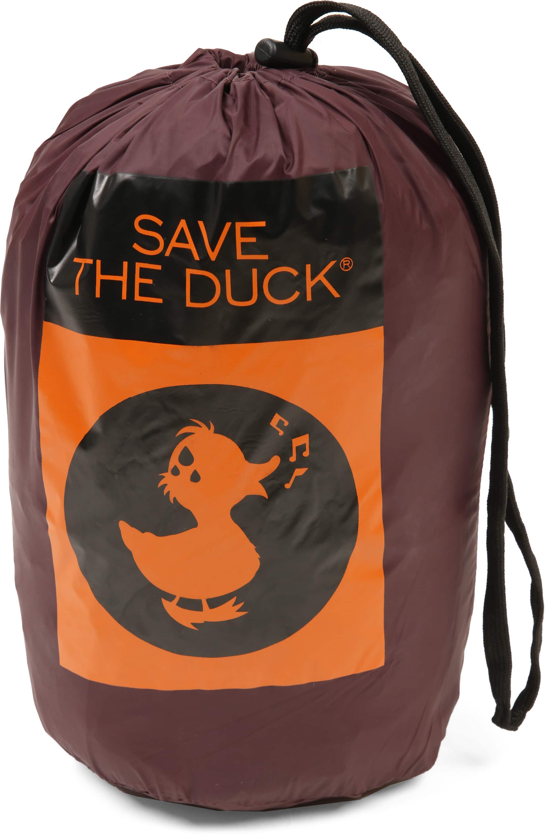 Save the Duck Jas Giga Bordeaux foto 6