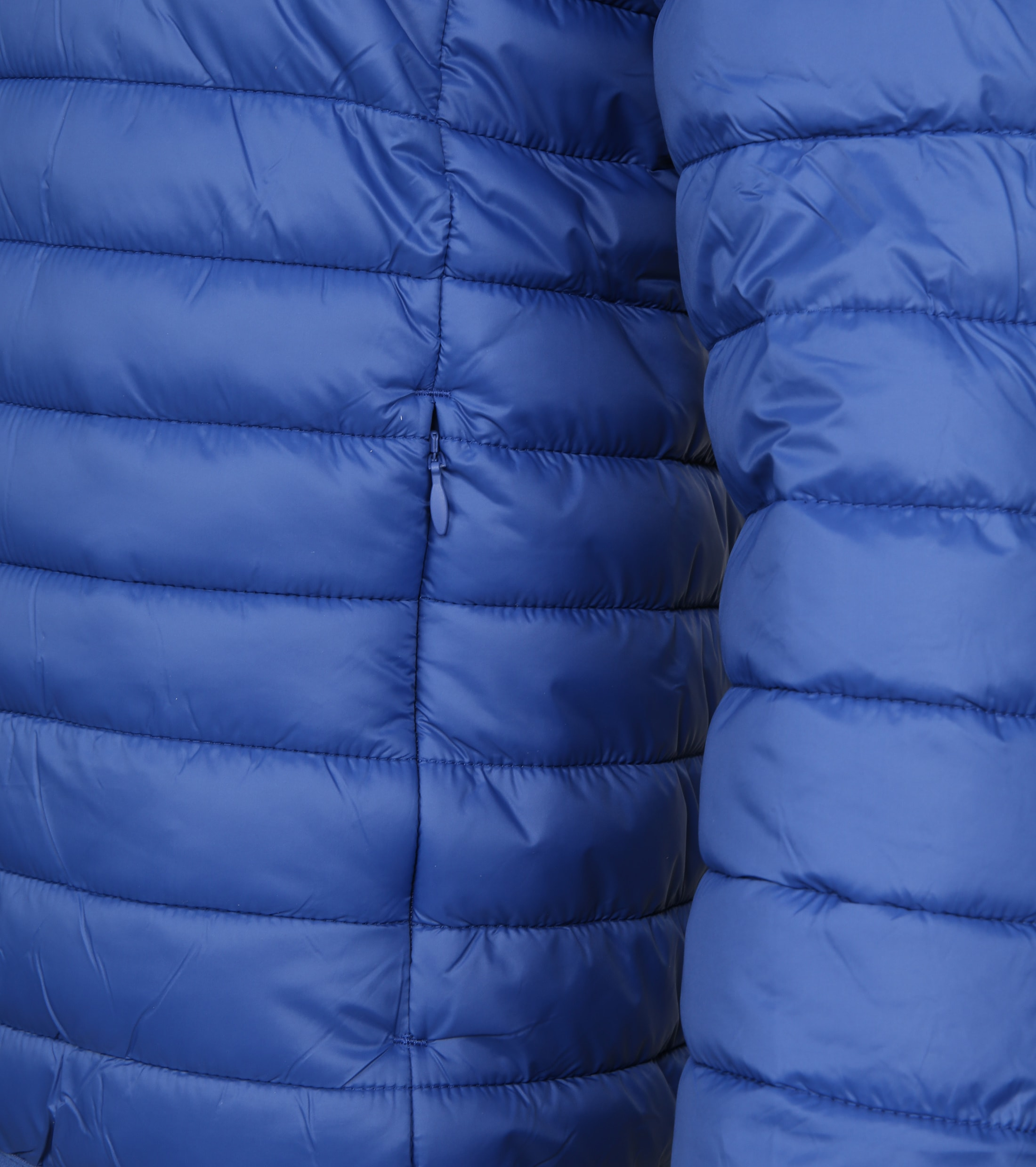 Save the Duck Jas Giga Hooded Blauw foto 3