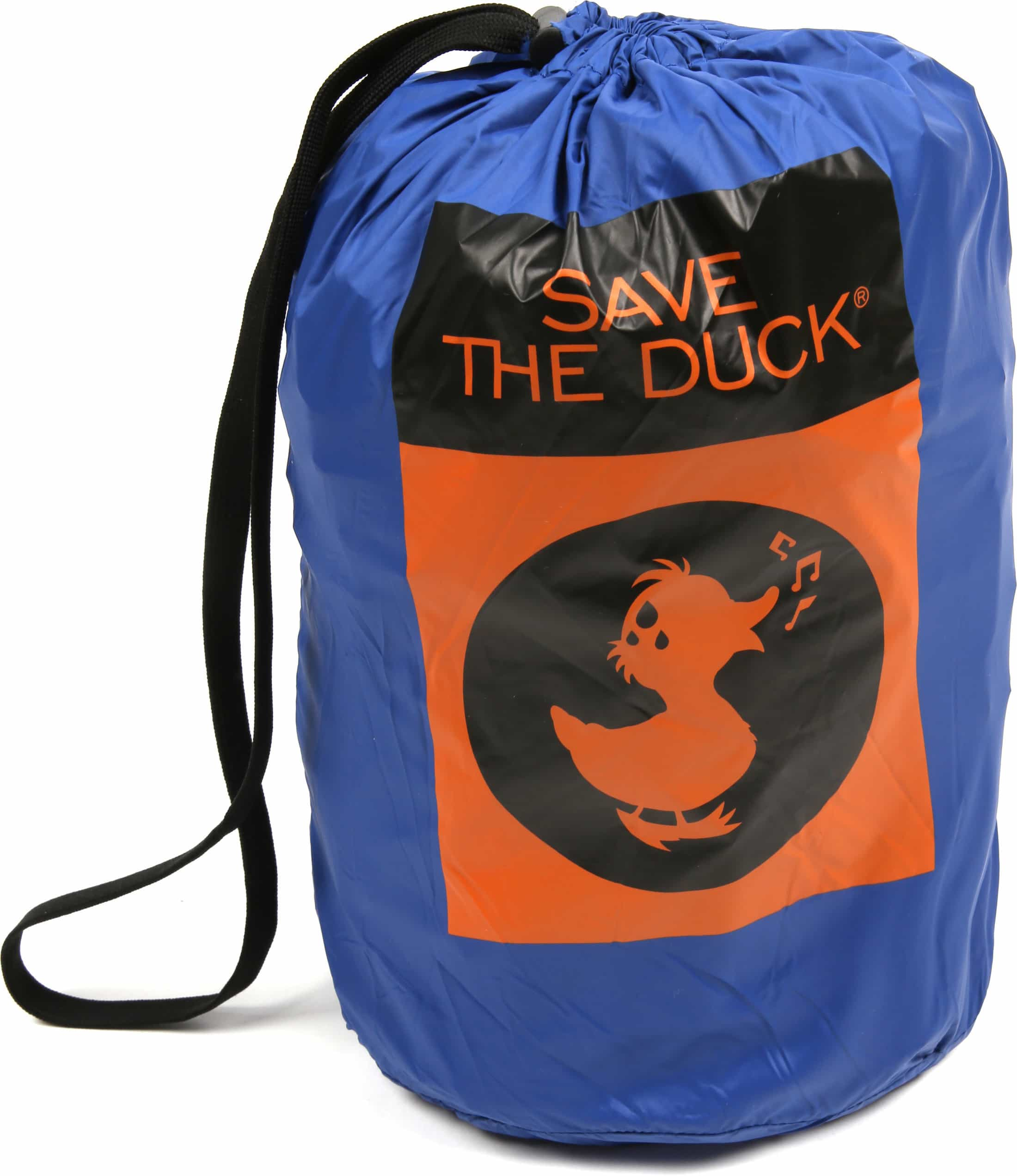 Save the Duck Jas Giga Hooded Blauw foto 6