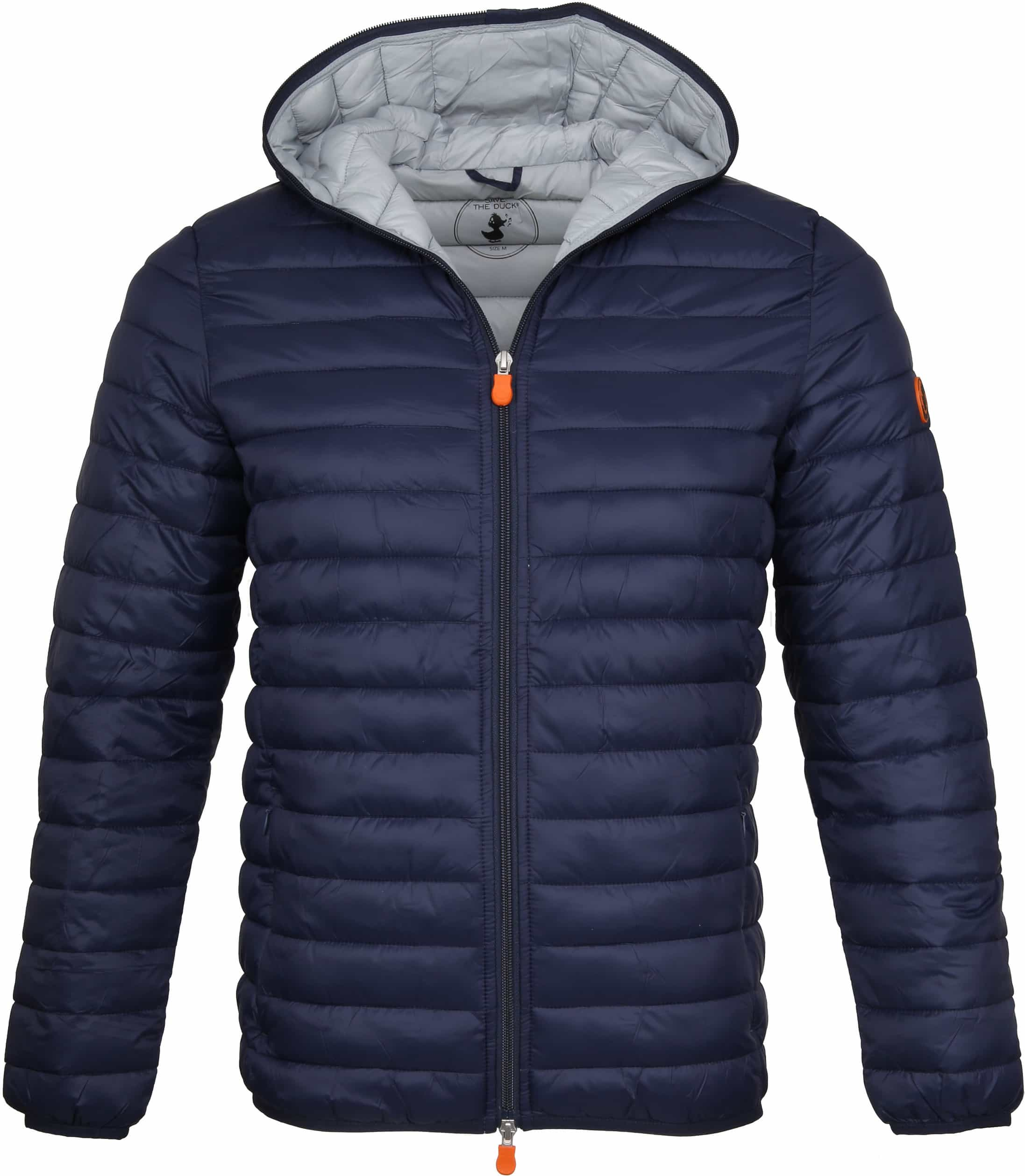 Save the Duck Jas Giga Hooded Navy foto 0