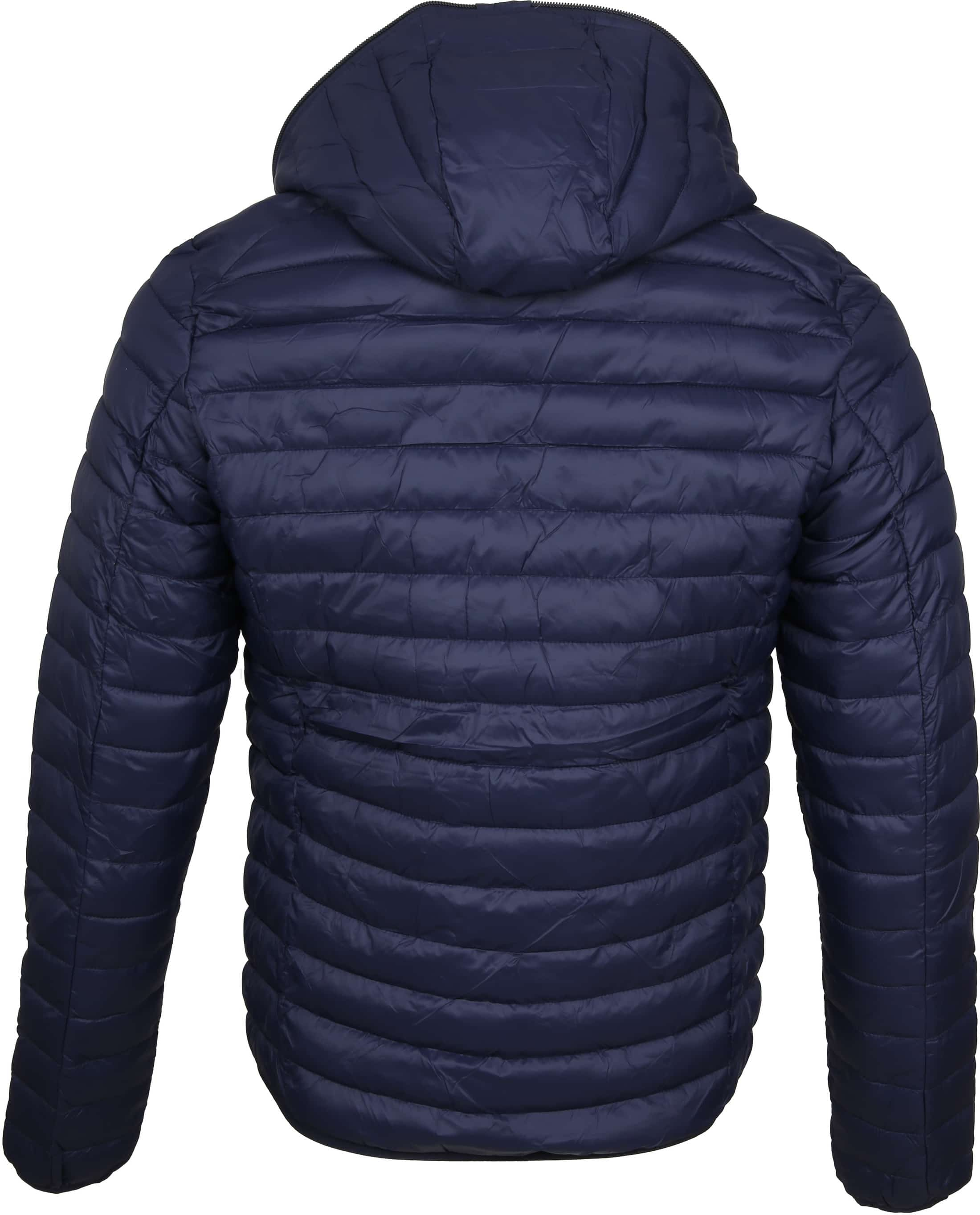Save the Duck Jas Giga Hooded Navy foto 4
