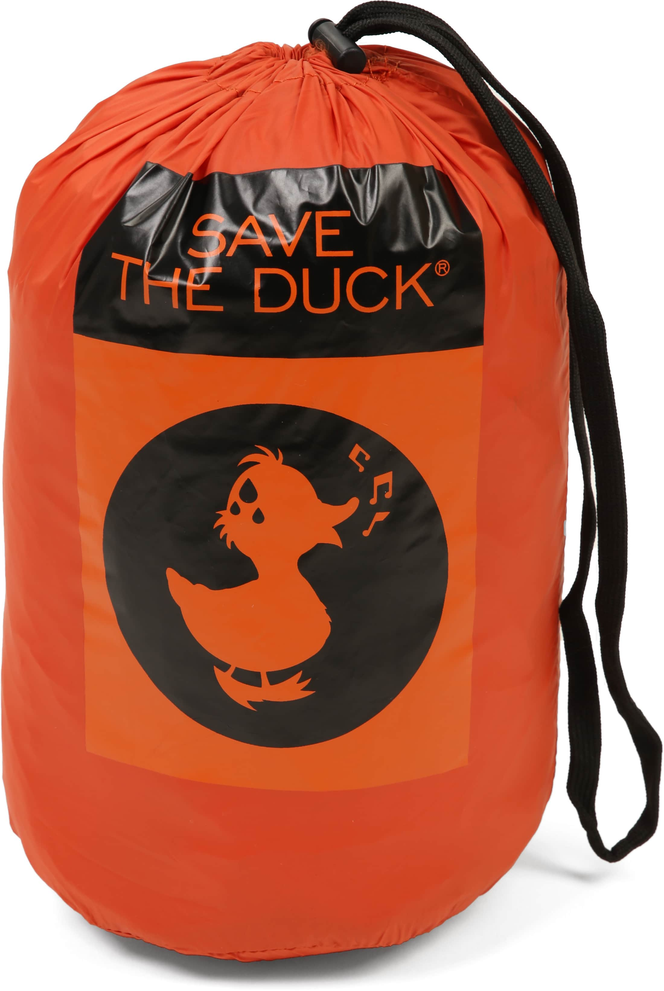 Save the Duck Jas Giga Oranje foto 5