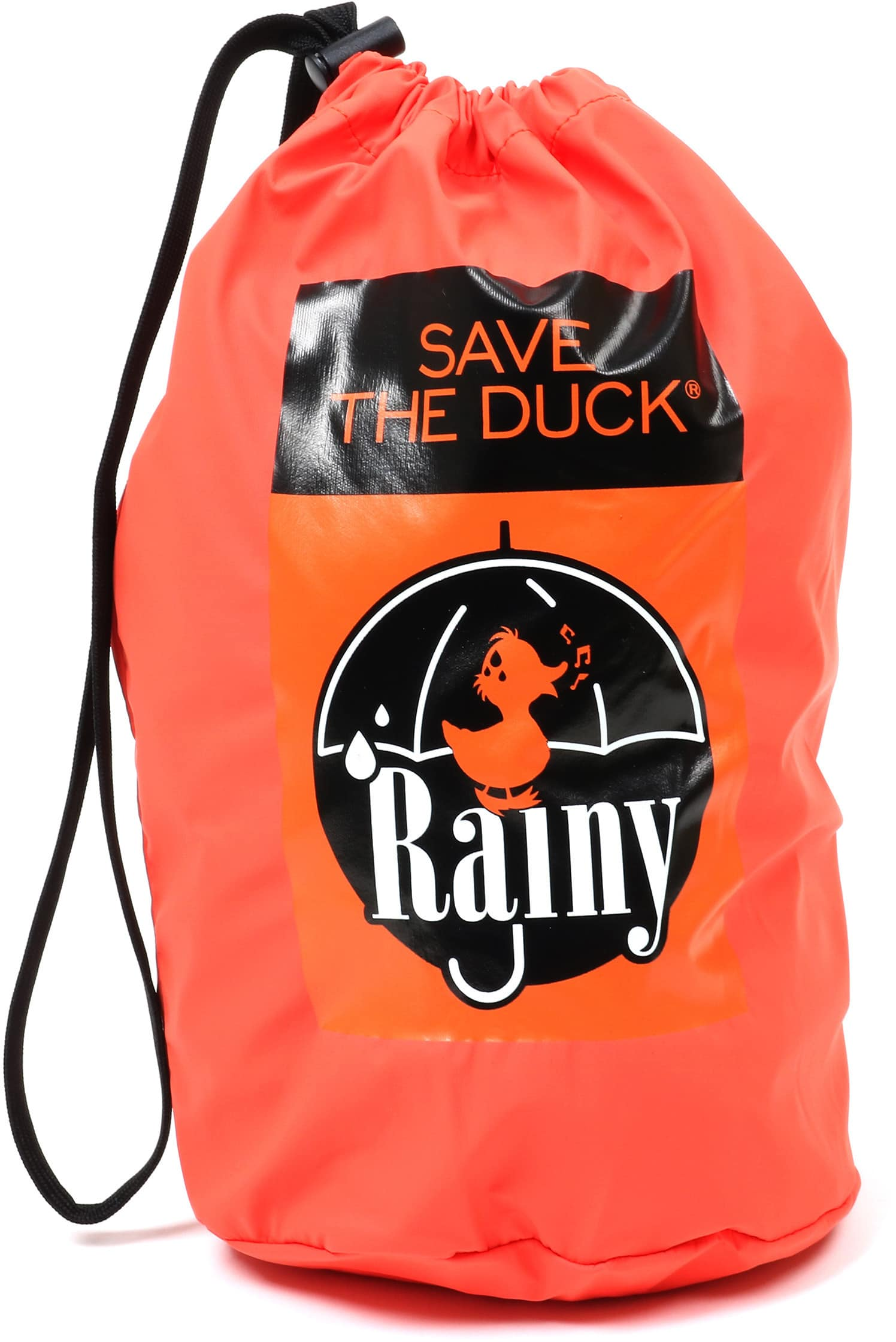Save the Duck Jas Rain6 Oranje foto 7